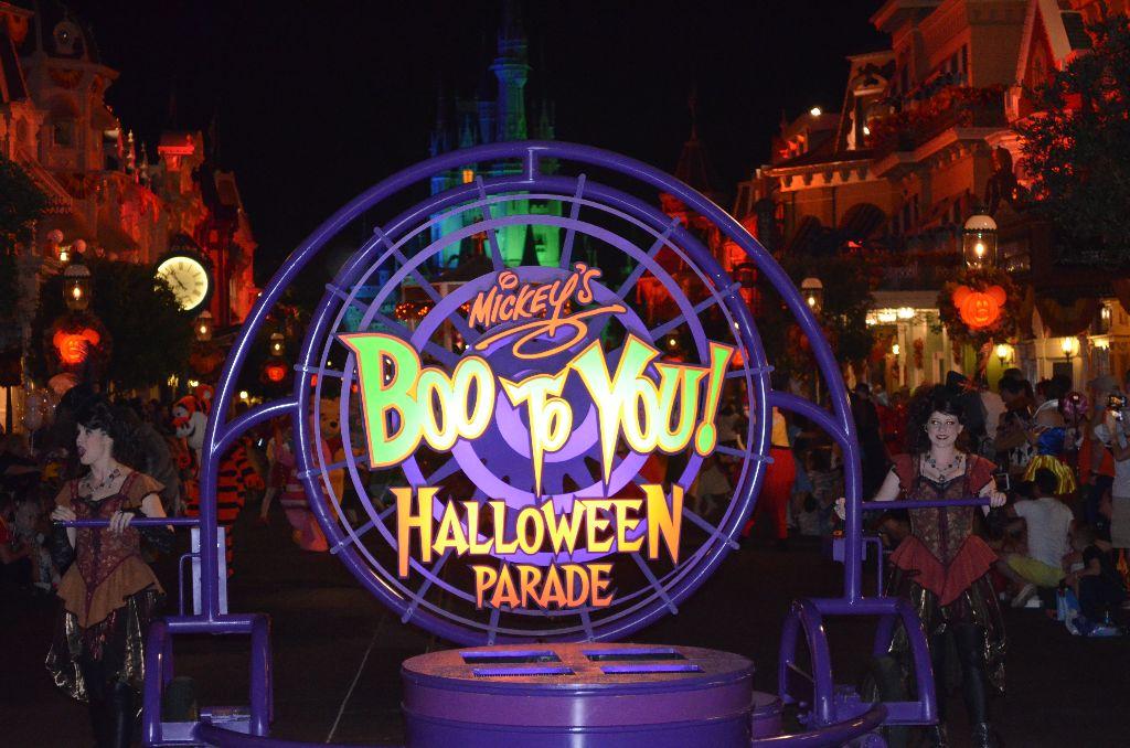 Boo To You Parade Revi...