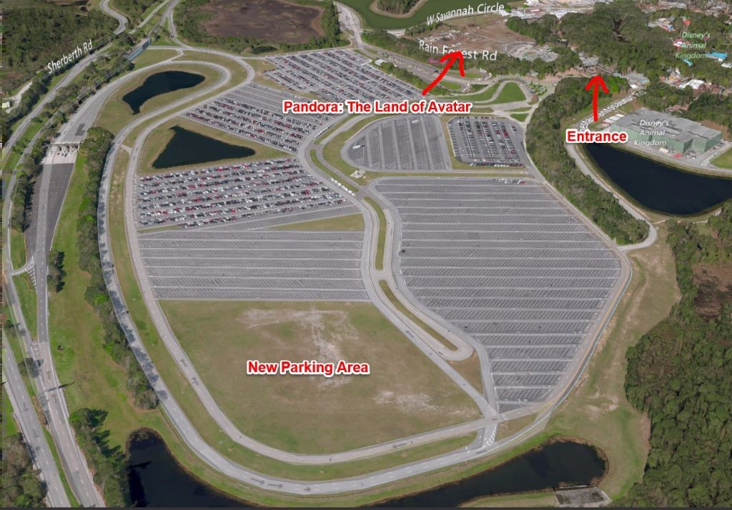 parking overview