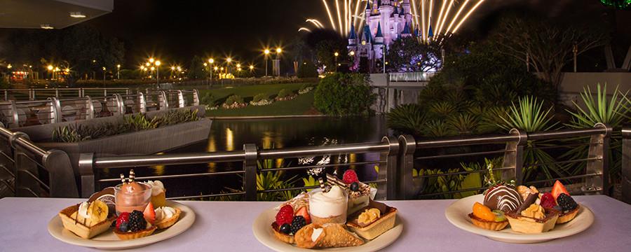 Disney Flower And Garden Show  Food
