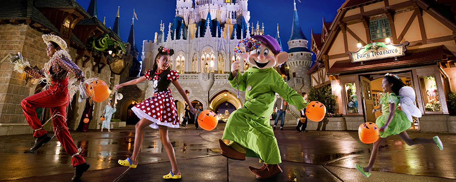 mickeys not so scary halloween party and very merry christmas party tickets now - Disneys Not So Scary Halloween Party
