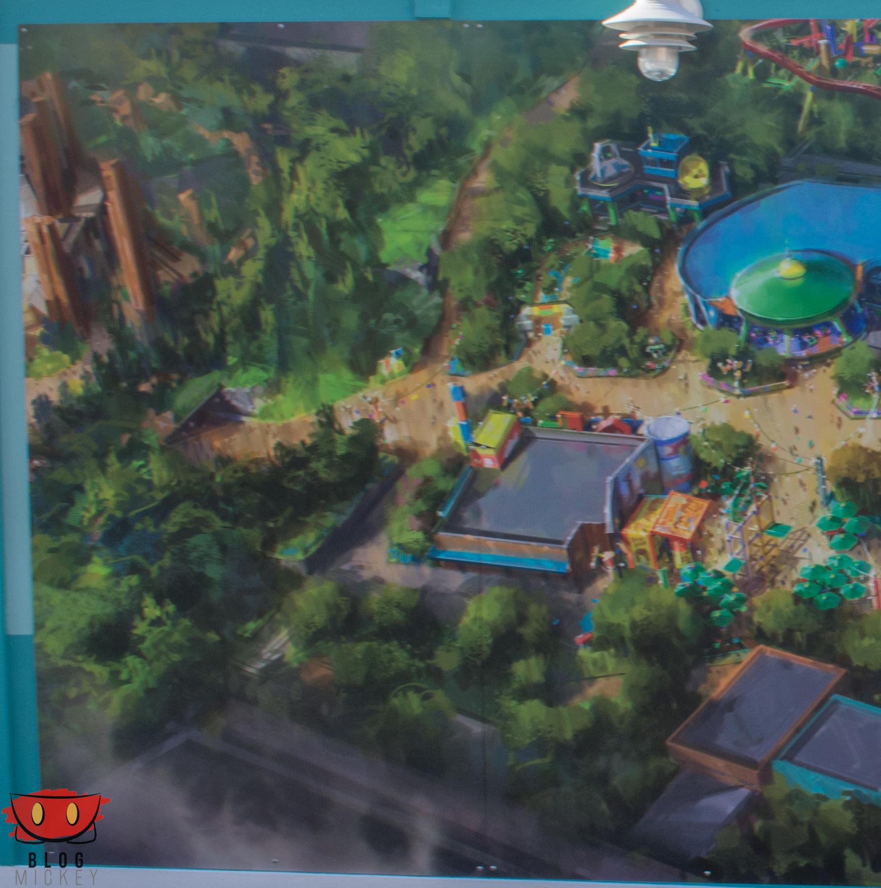 [Disney's Hollywood Studios] Toy Story Land (30 juin 2018) - Page 3 ToyStoryLandWallConceptArt_04032016-3