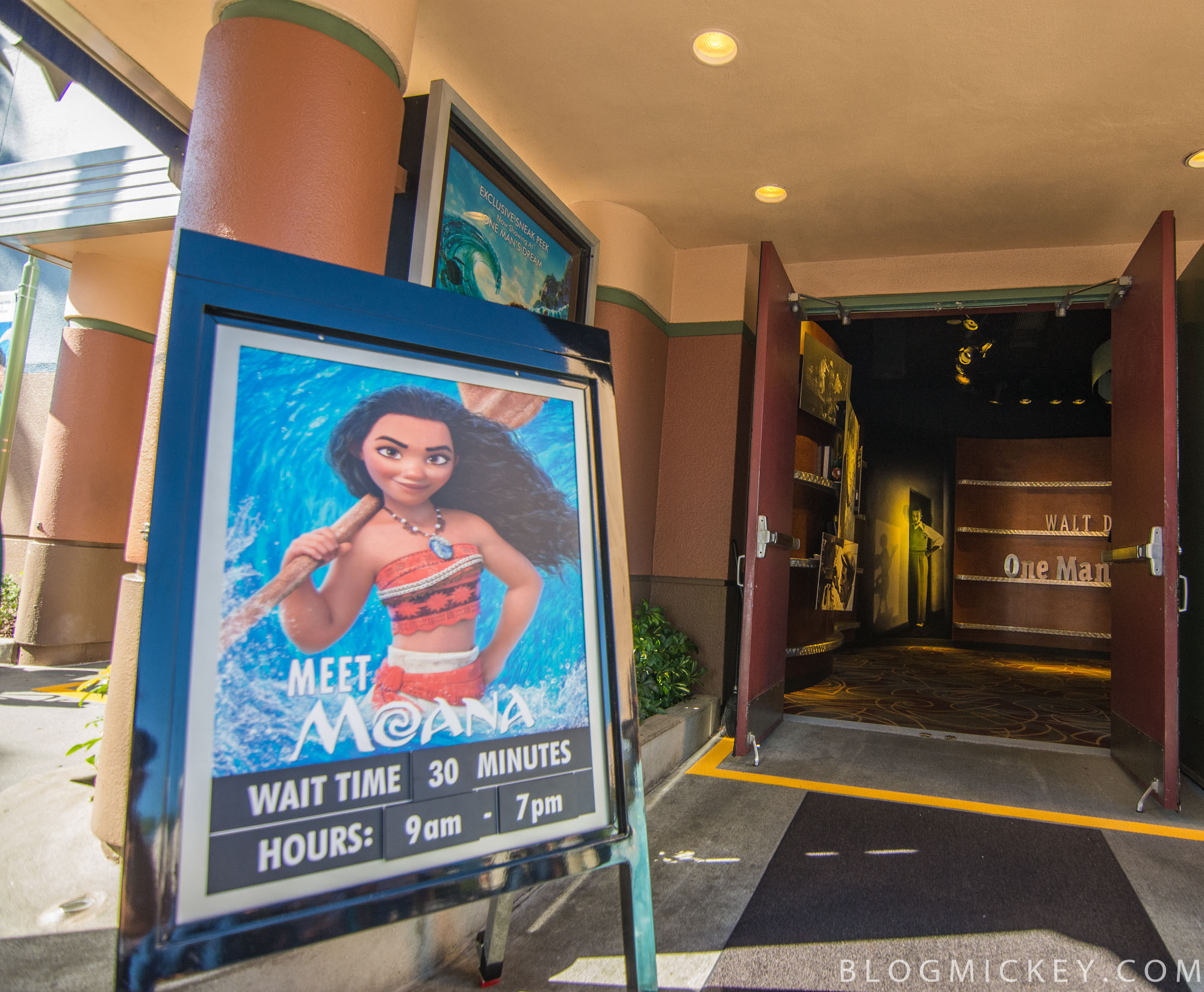 Photos Moana Meet And Greet Now Open At Hollywood Studios Blog Mickey