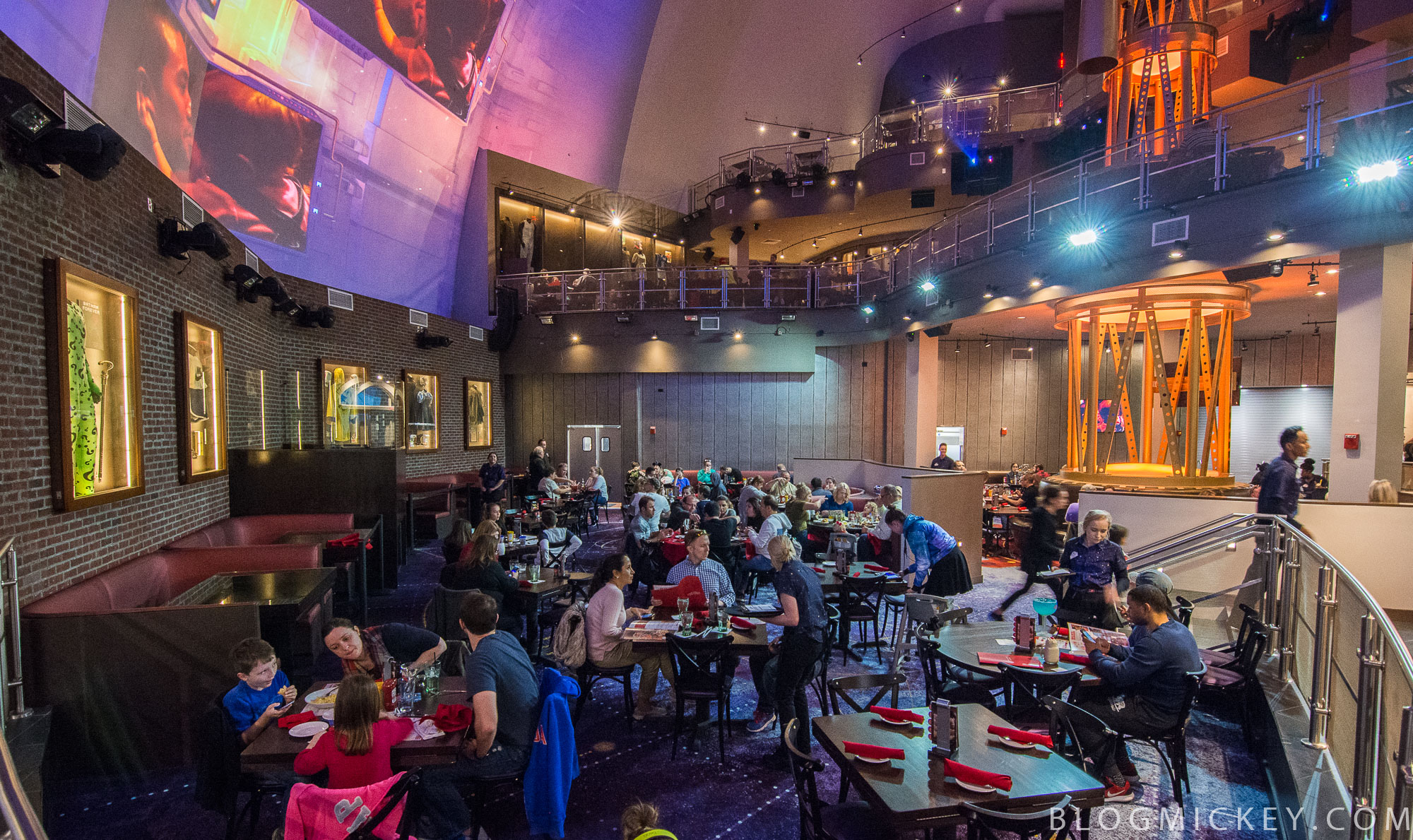 REVIEW - Planet Hollywood Observatory opens at Disney Springs ...