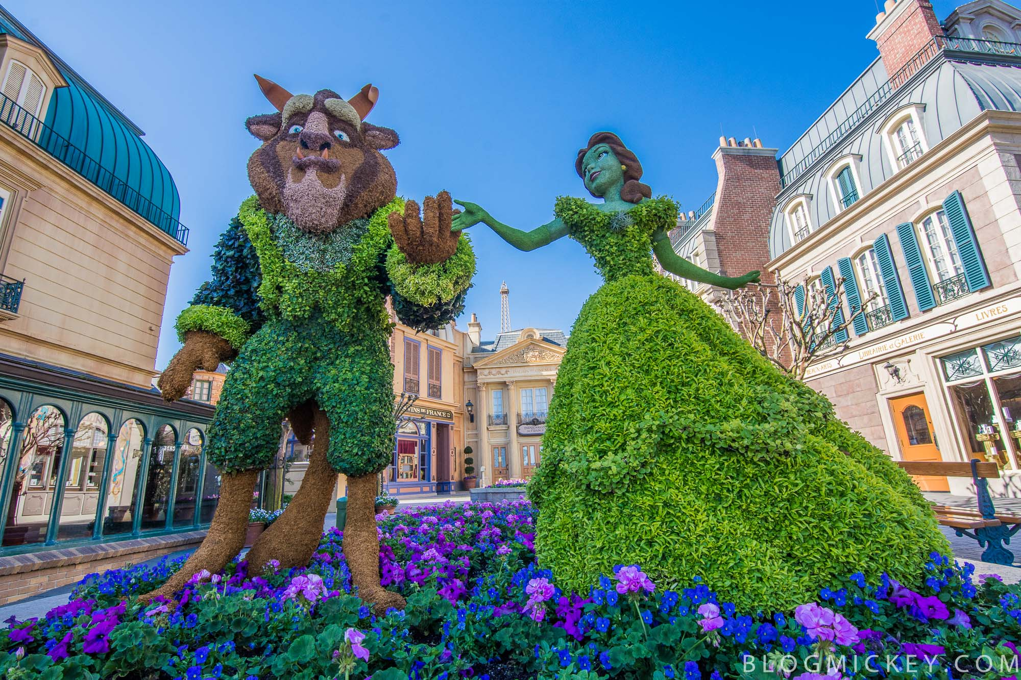 Photos 2017 Epcot Flower And Garden Festival Topiaries Blog Mickey