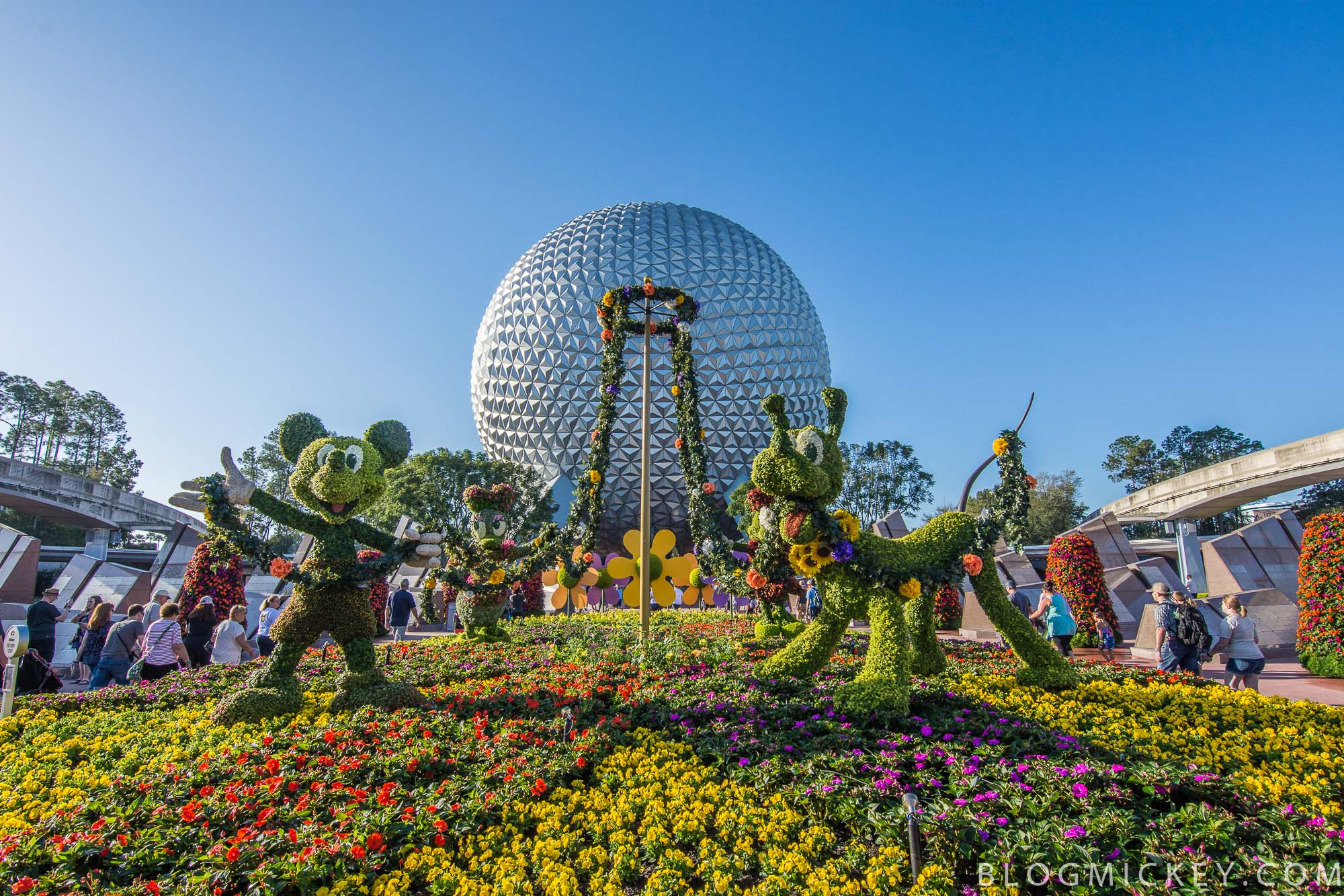 Flower And Garden Epcot - Flowers Ideas For Review