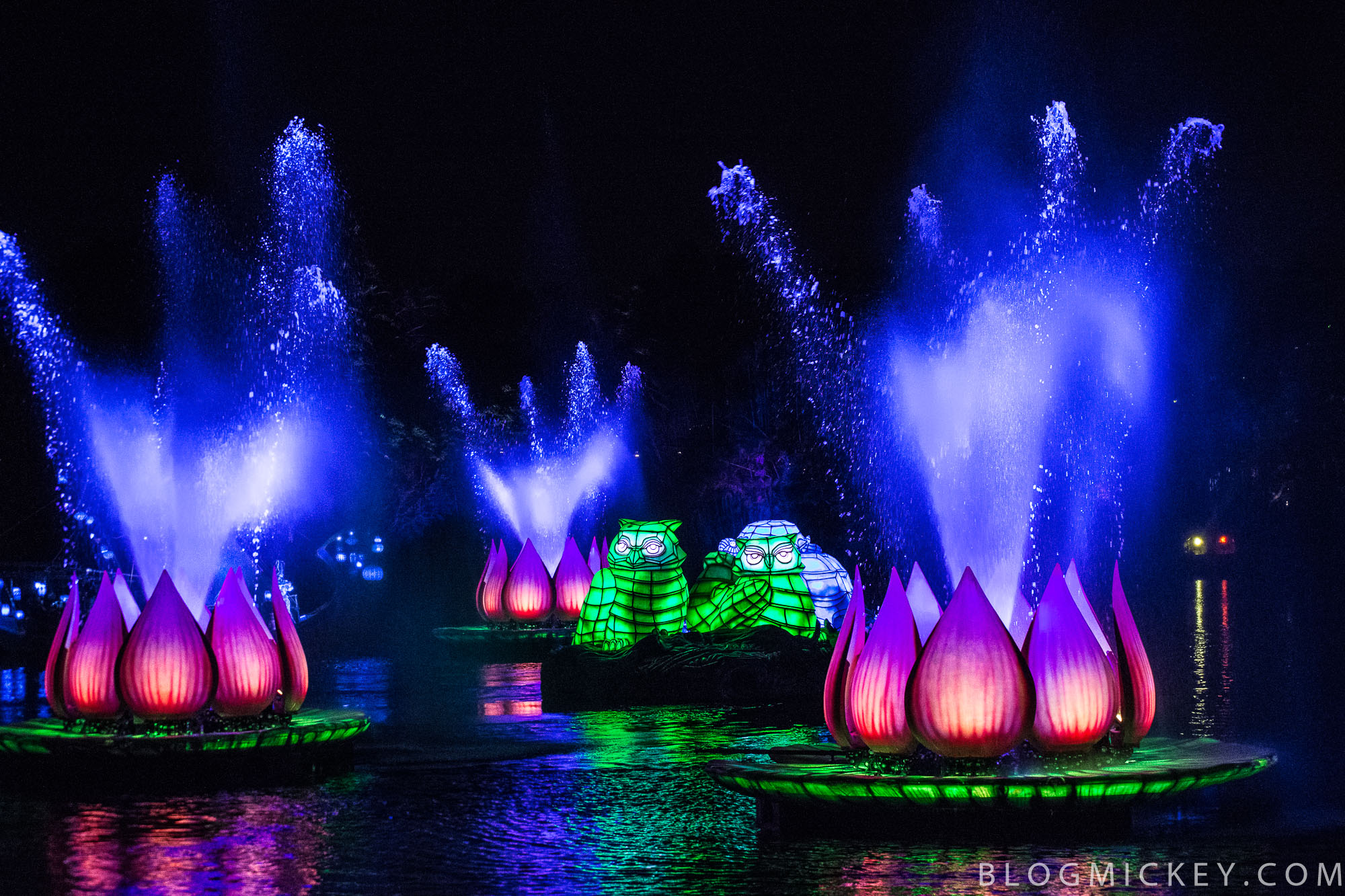 Rivers Of Light Blog Mickey - Rivers of