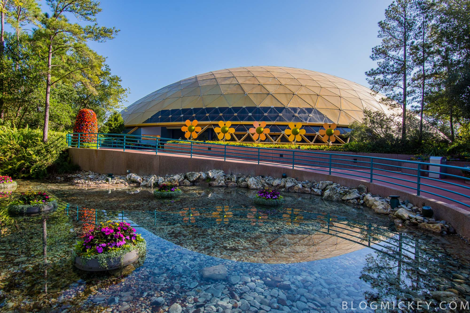 Photos Take A Look Around The 2017 Epcot Flower And