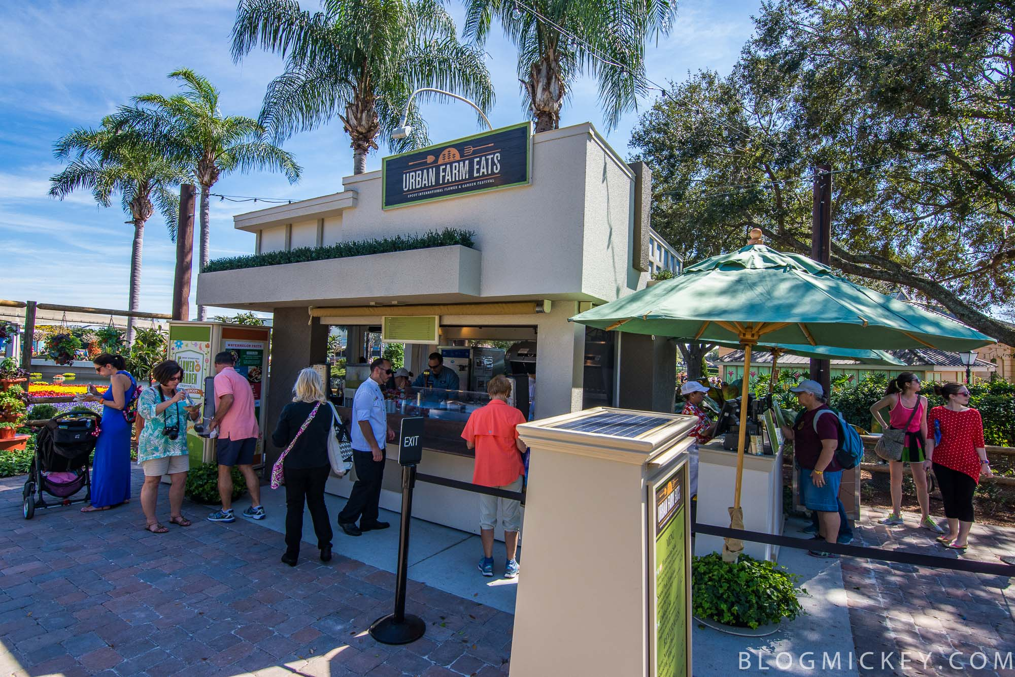 2017 Epcot Flower And Garden Festival Outdoor Kitchens Menus And Prices Blog Mickey