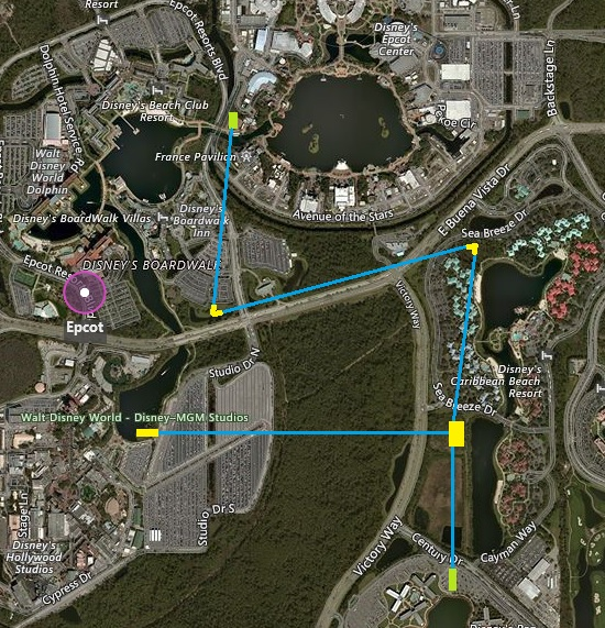 Gondola System Confirmed To Be Coming To Walt Disney World