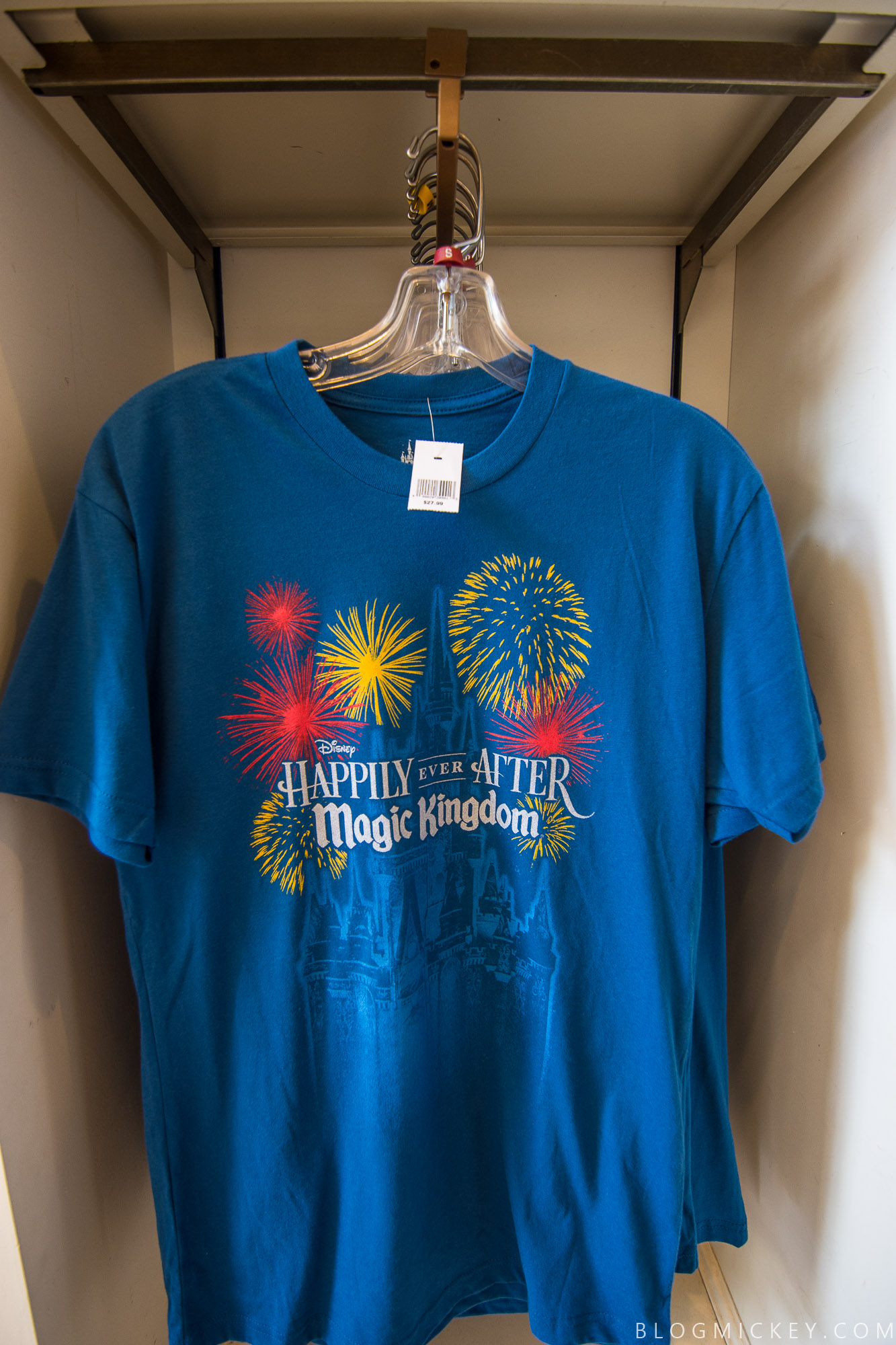Photos happily ever after merchandise now available in for Disney happily ever after shirt