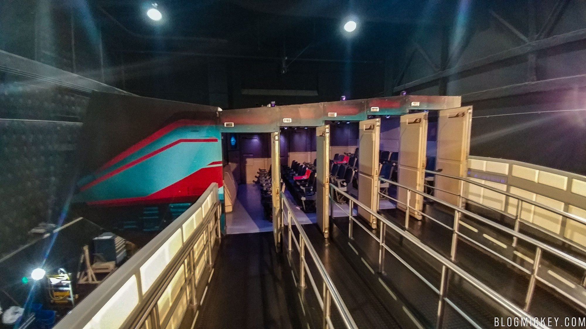 Star Tours At Walt Disney World