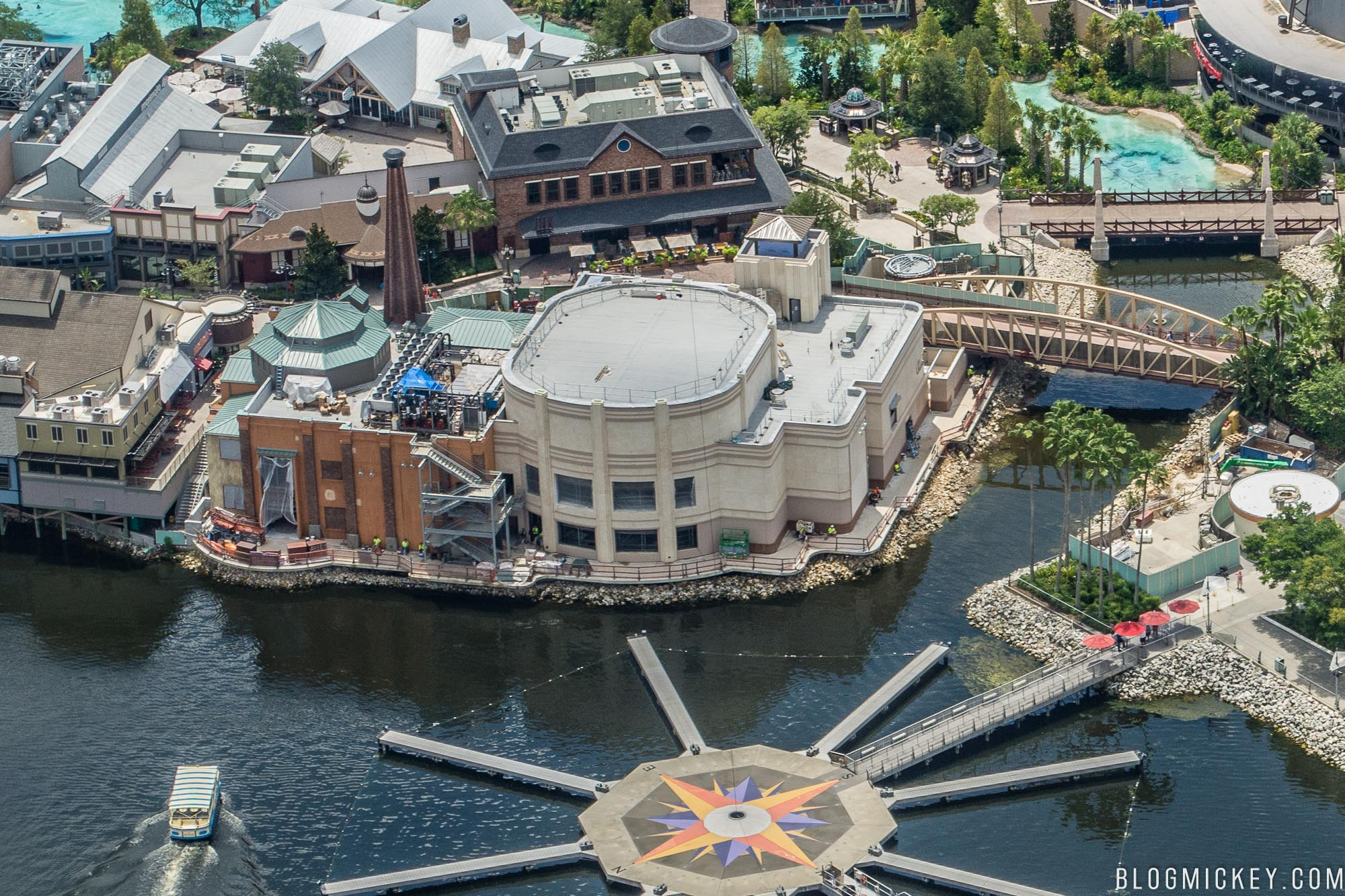 Photos the edison at disney springs construction update for The edison