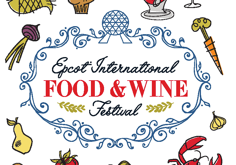Epcot Food Wine Festival Blog Mickey