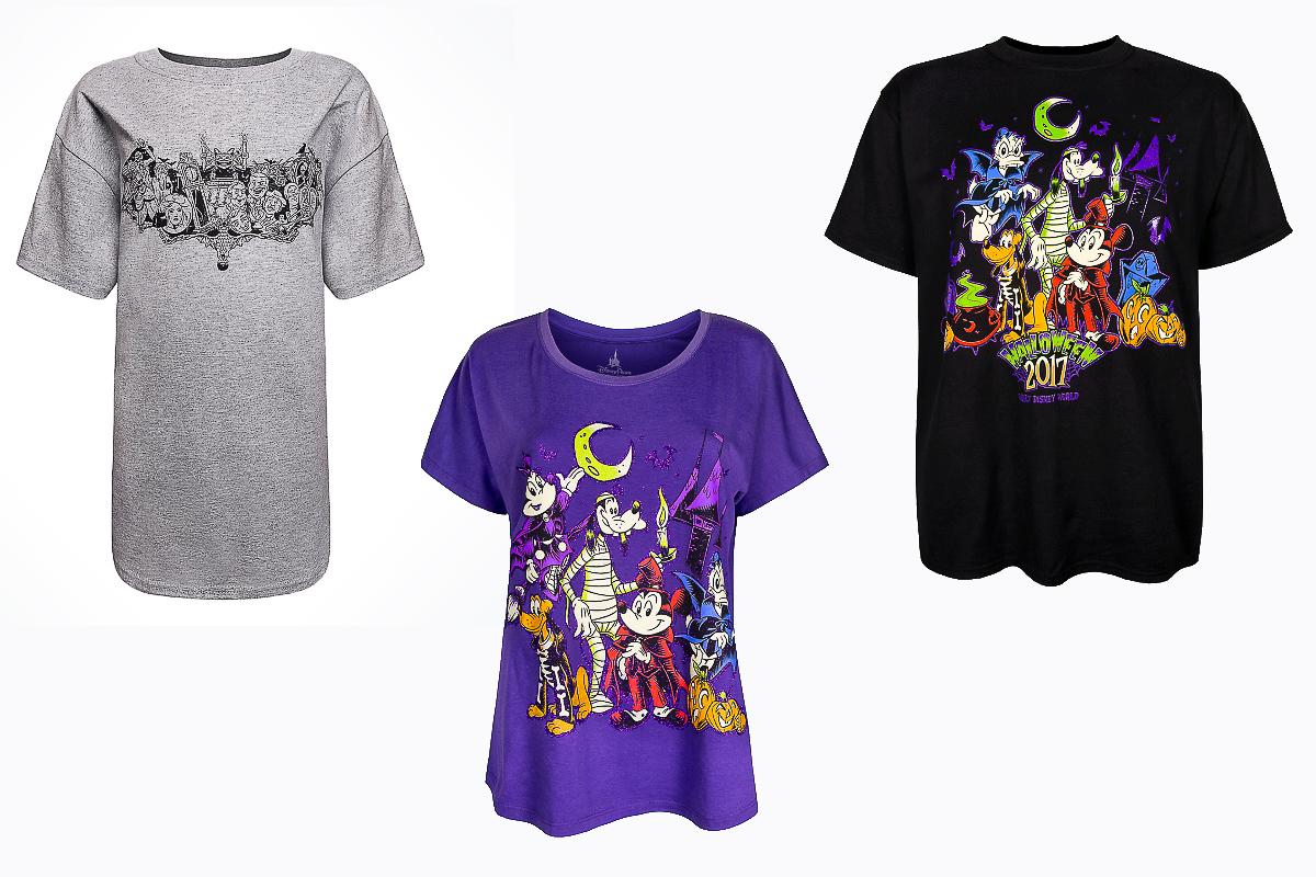 2017 Halloween Merchandise Released on Shop Parks - Blog Mickey