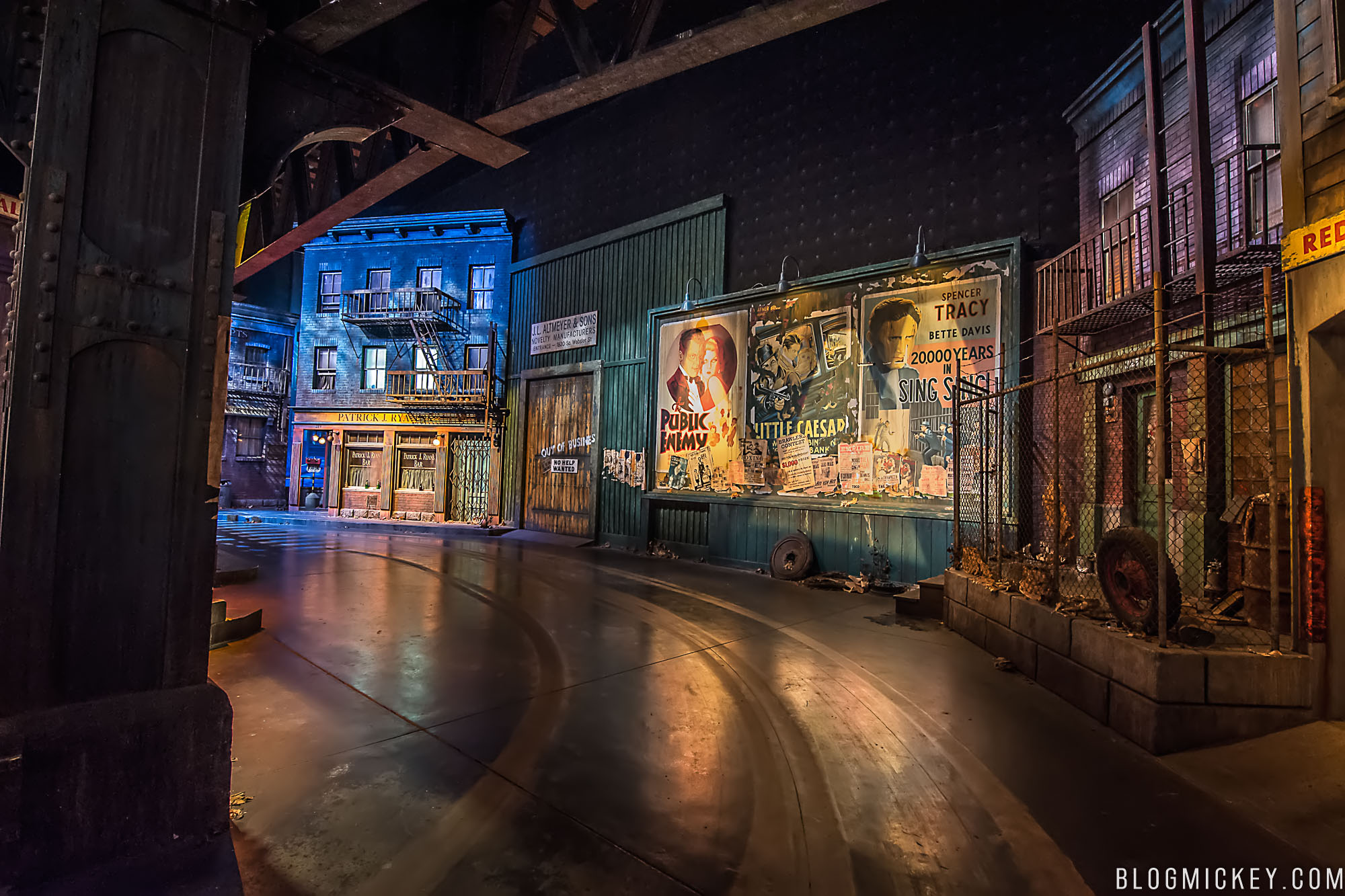 A Year Later: The Great Movie Ride and Ellen\'s Energy Adventure ...