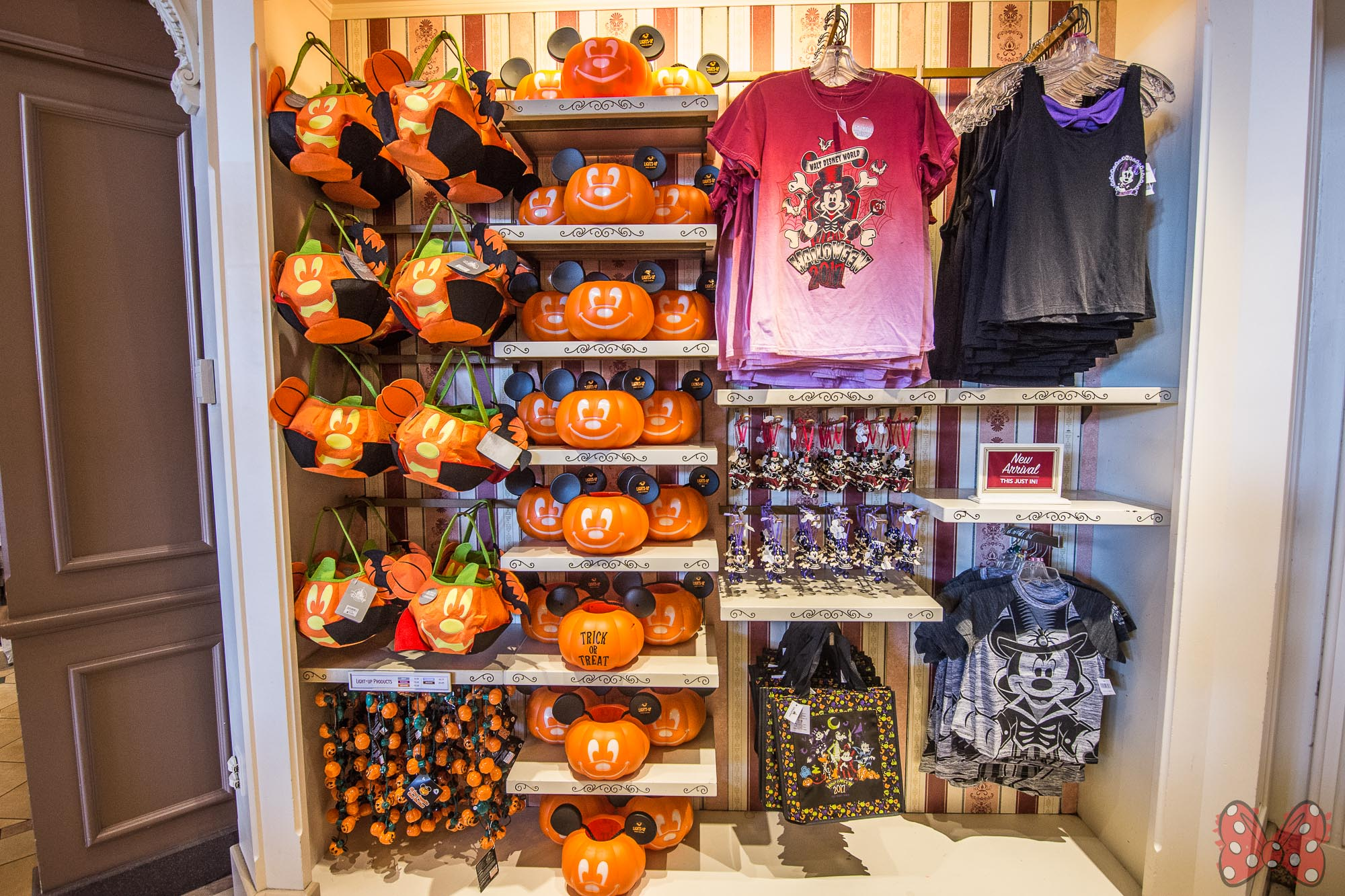 the emporium gears up for halloween - blog mickey