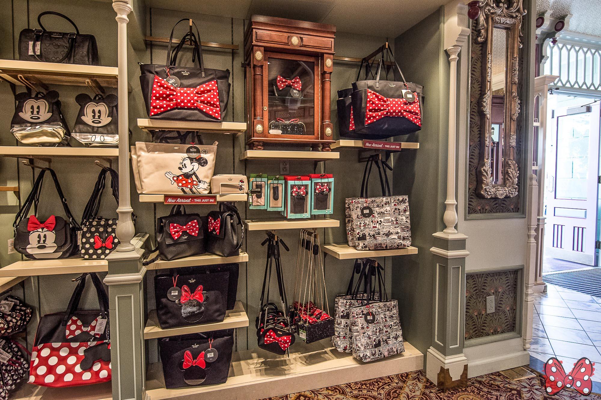 New Gorgeous Kate Spade Handbags At Magic Kingdom Blog