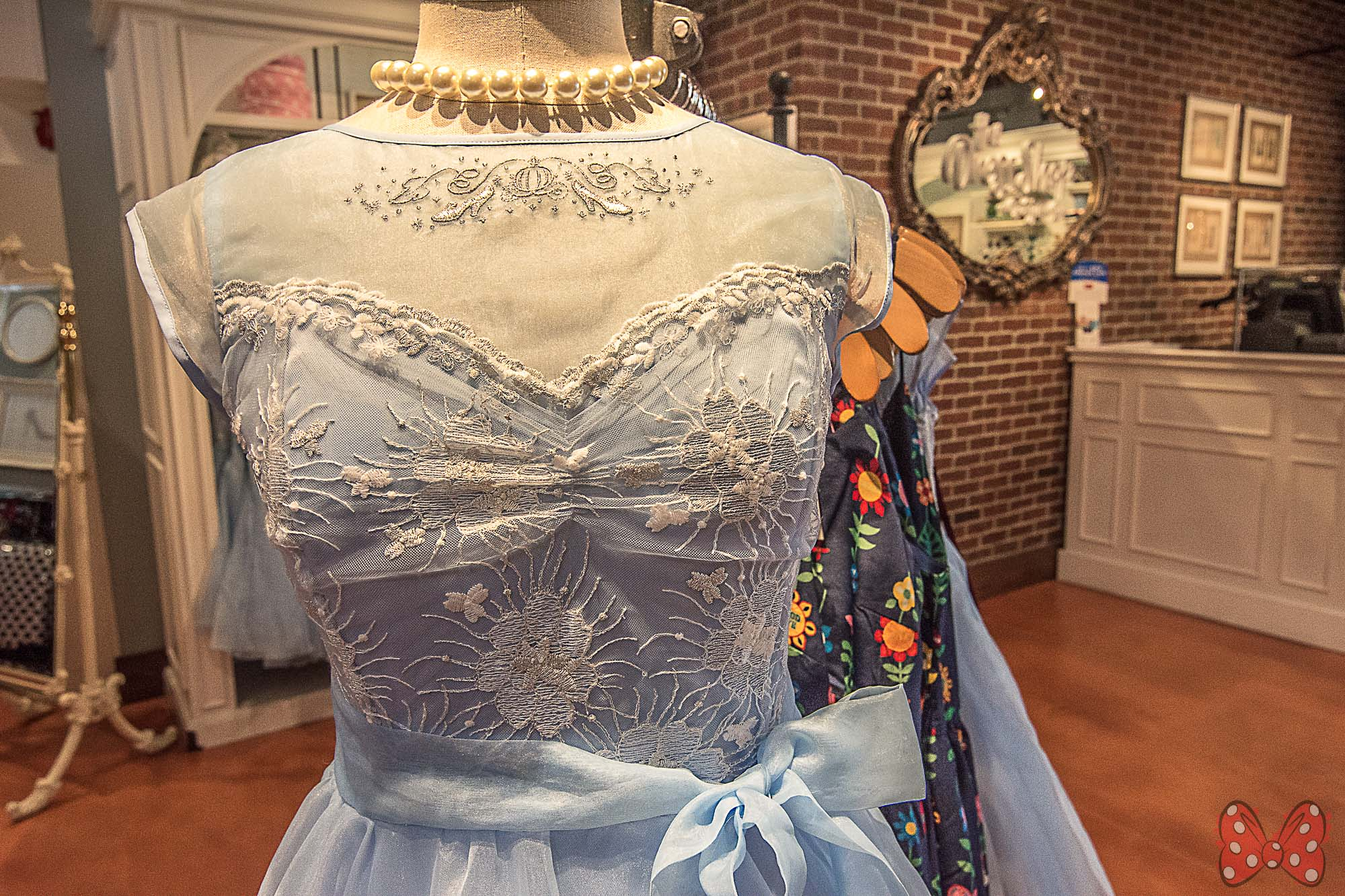 NEW Cinderella-Inspired Dress at The Dress Shop - Blog Mickey