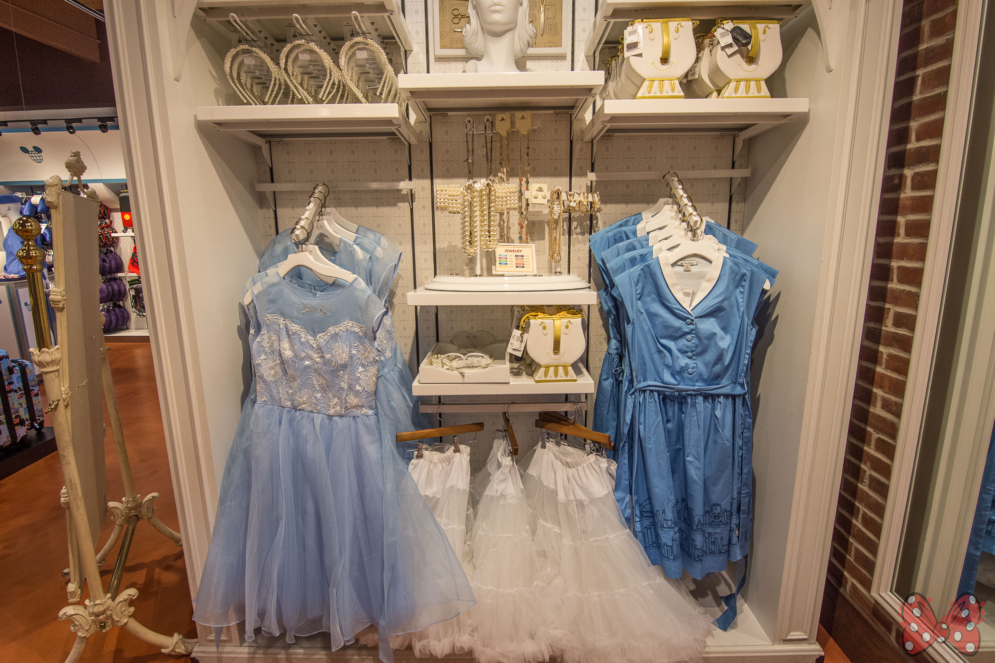 The Dress Shop on Cherry Tree Lane - Blog Mickey