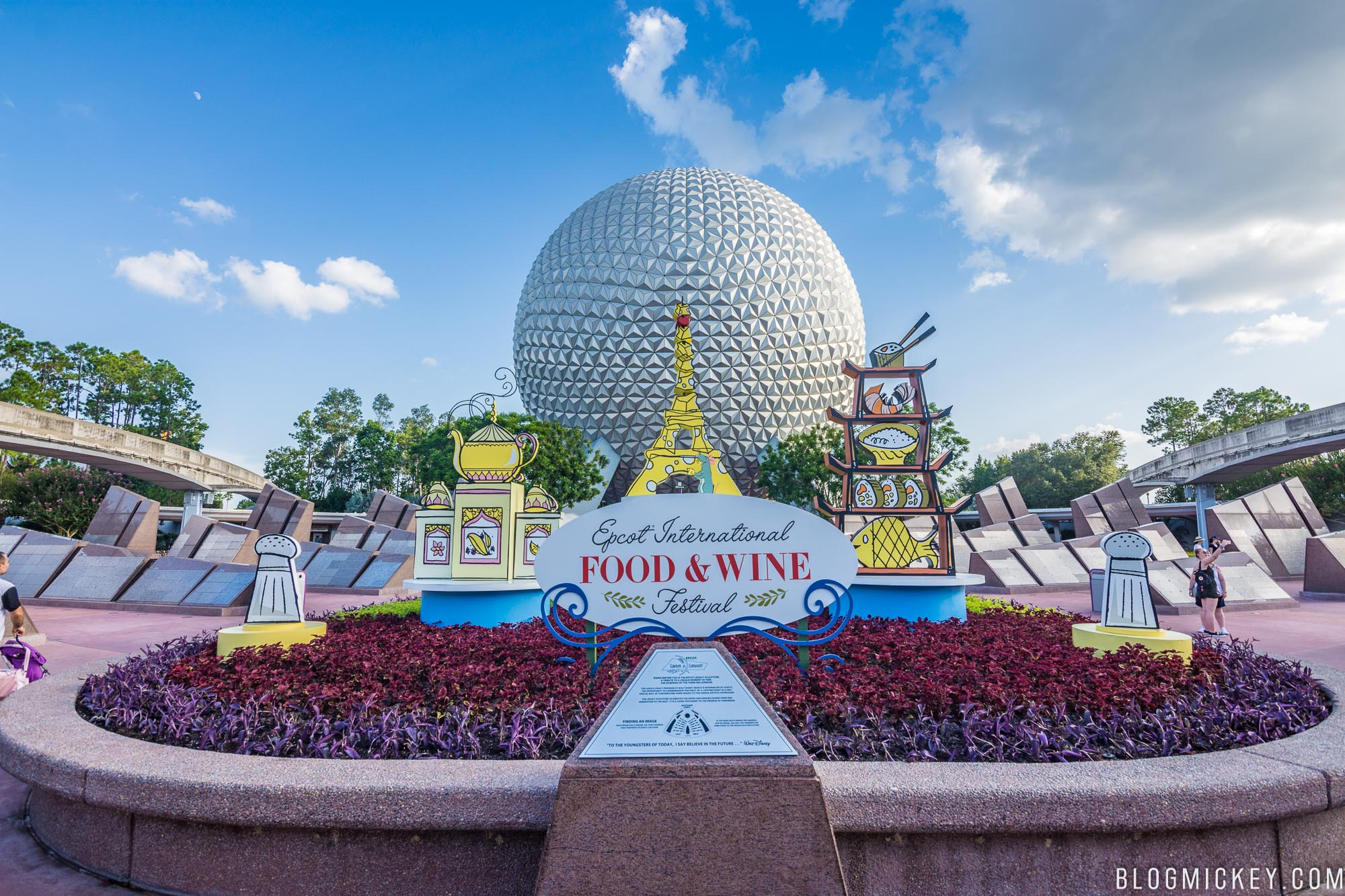 2019 Epcot International Food And Wine Festival Menus