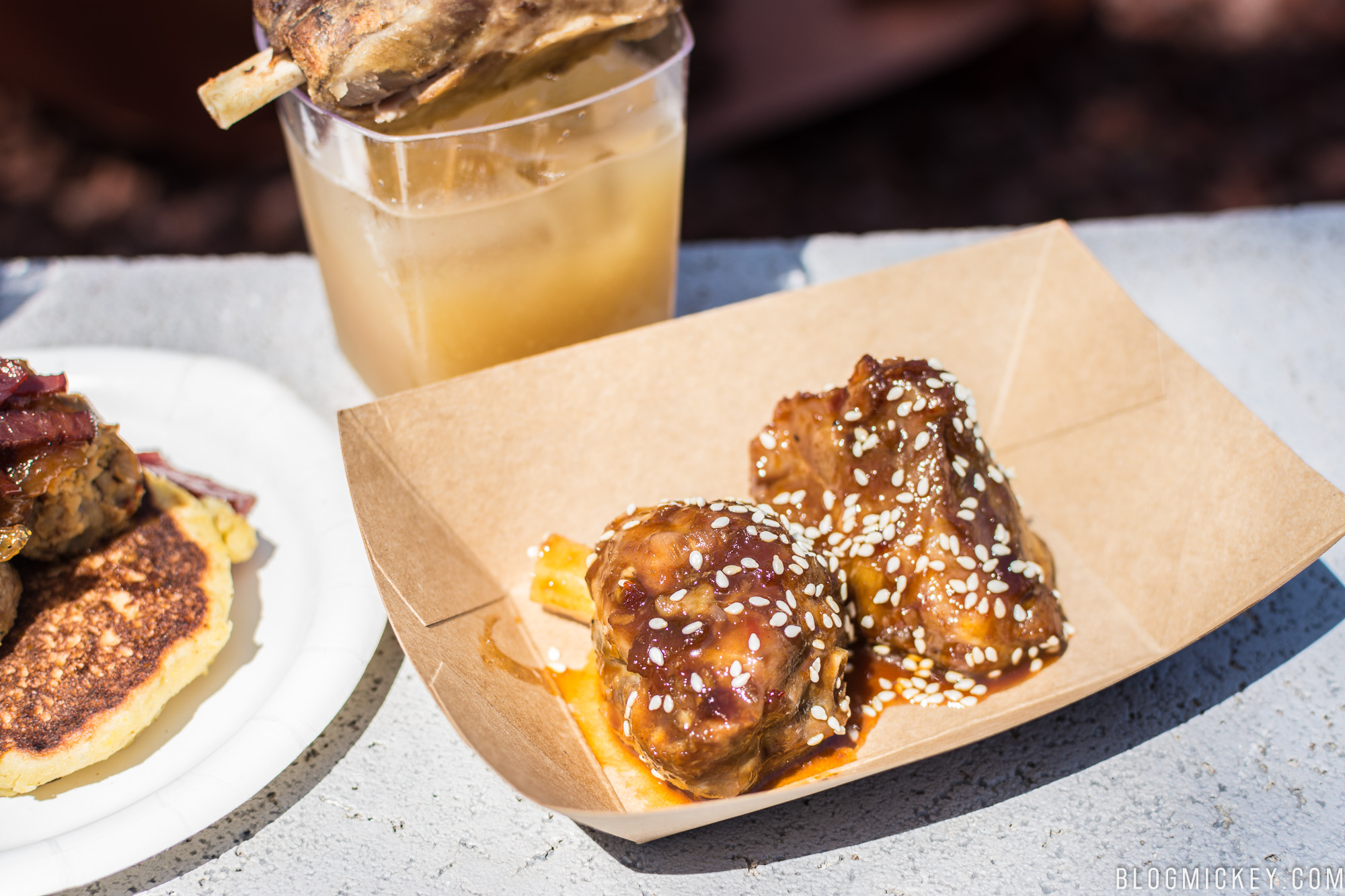 4eee37fe04 REVIEW: 2017 Epcot International Food and Wine Festival Food - Blog ...