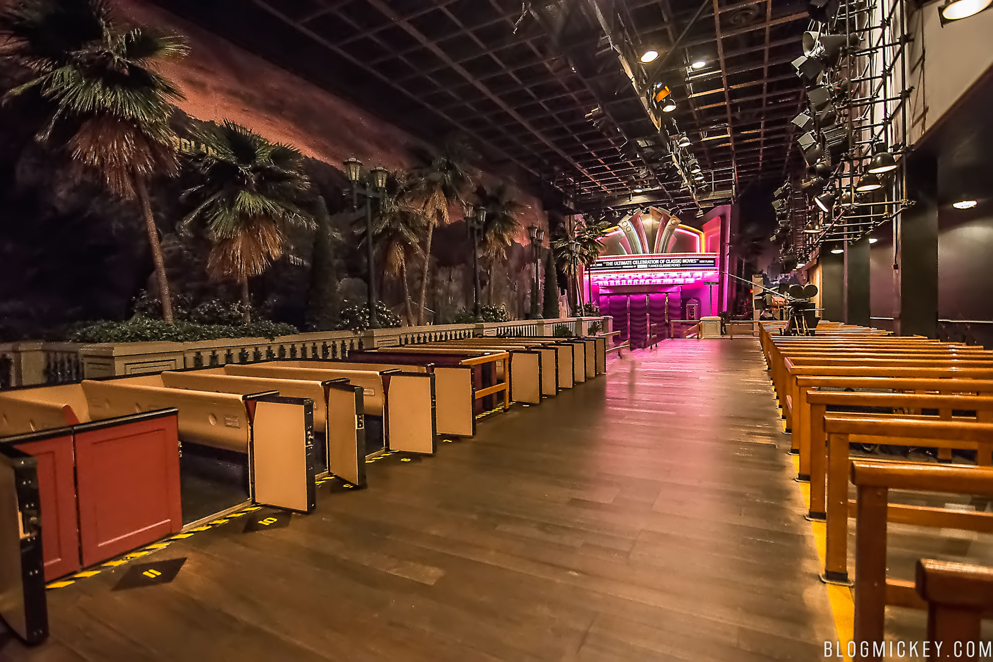 EVENT: Walk Through the Great Movie Ride on August 11th - Blog Mickey