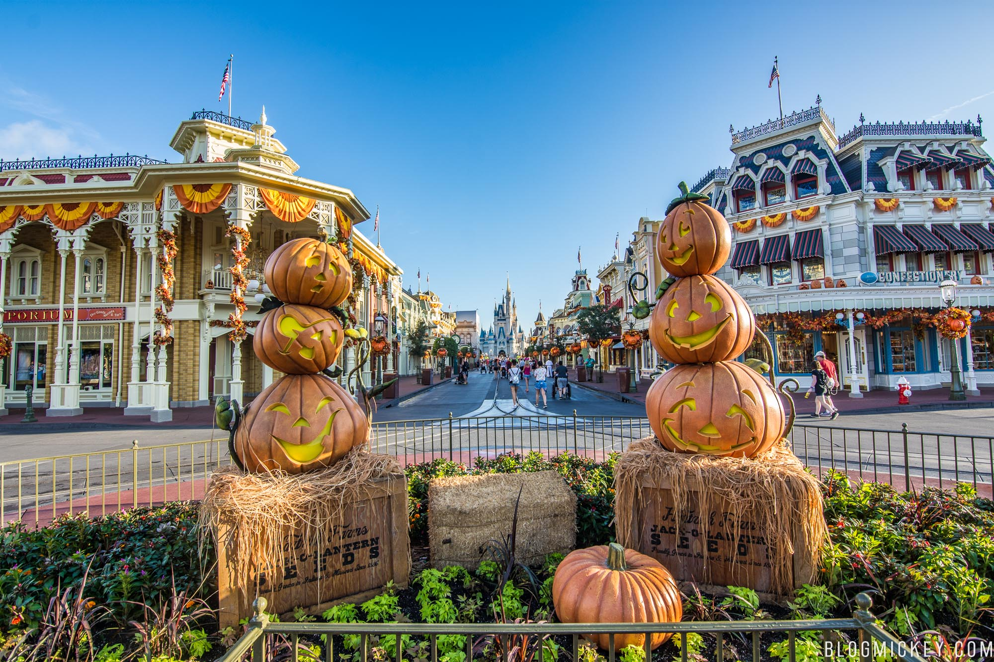 Mickey And Minnie Halloween Decorations