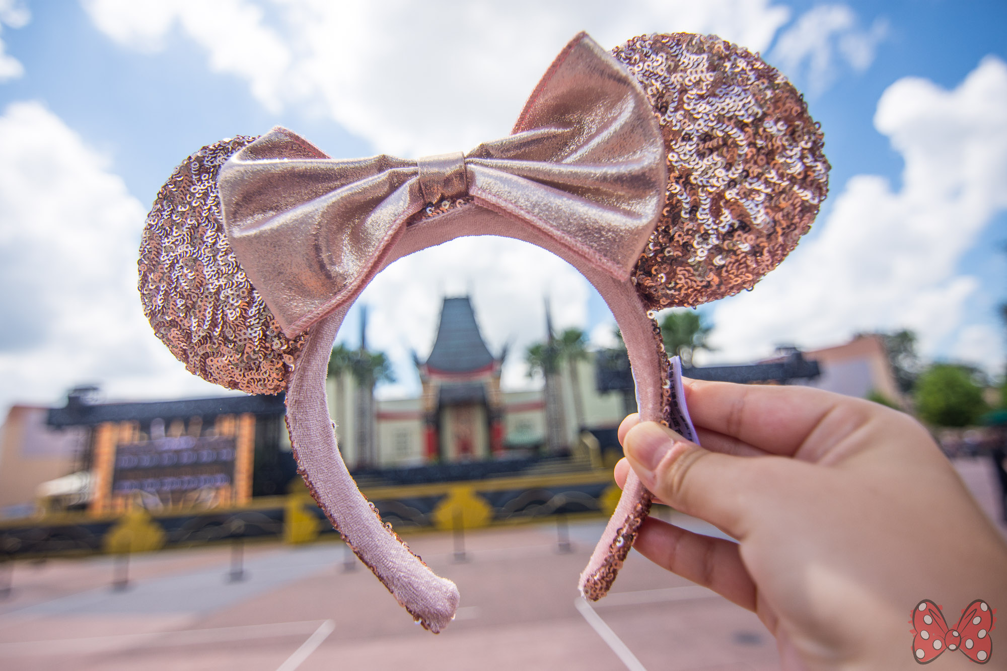 where to find rose gold ears at walt disney world blog mickey. Black Bedroom Furniture Sets. Home Design Ideas