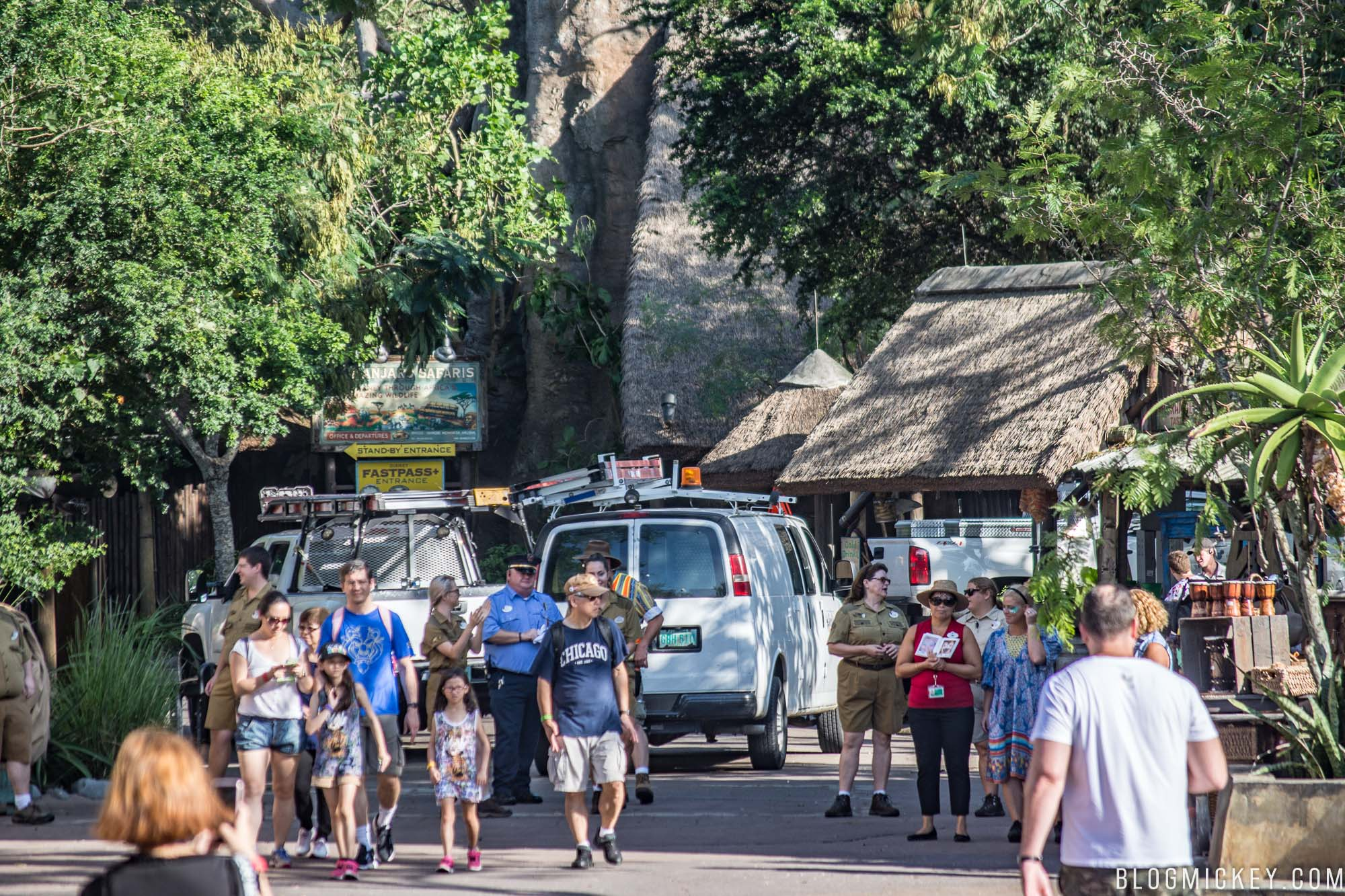 Kali River Rapids Closed Other Operational Impacts Due To Hurricane Irma At Disneys Animal Kingdom