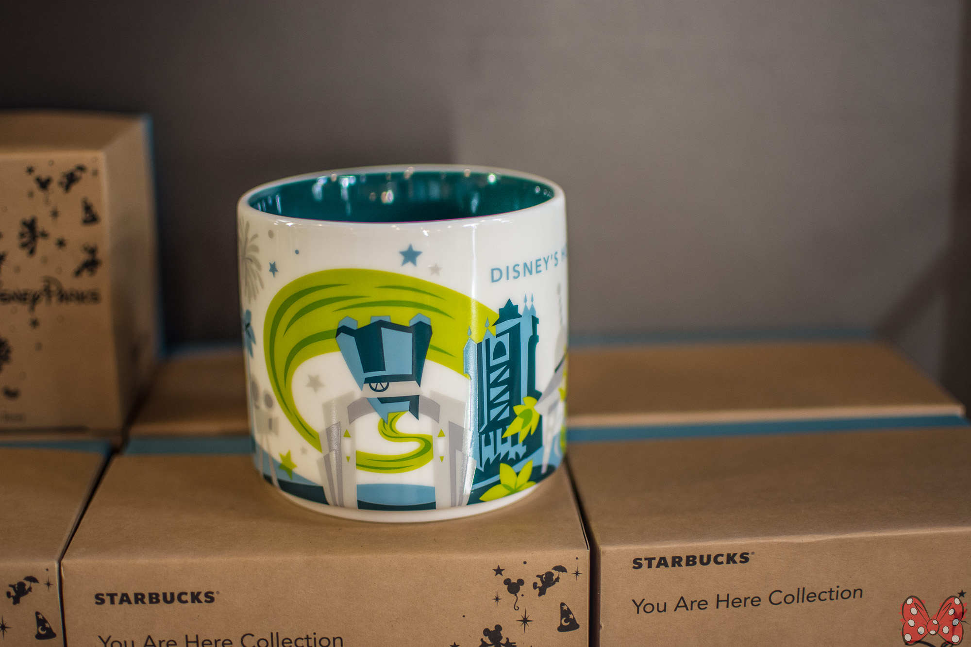 new hollywood studios starbucks you are here mug features alien swirling saucers blog mickey. Black Bedroom Furniture Sets. Home Design Ideas