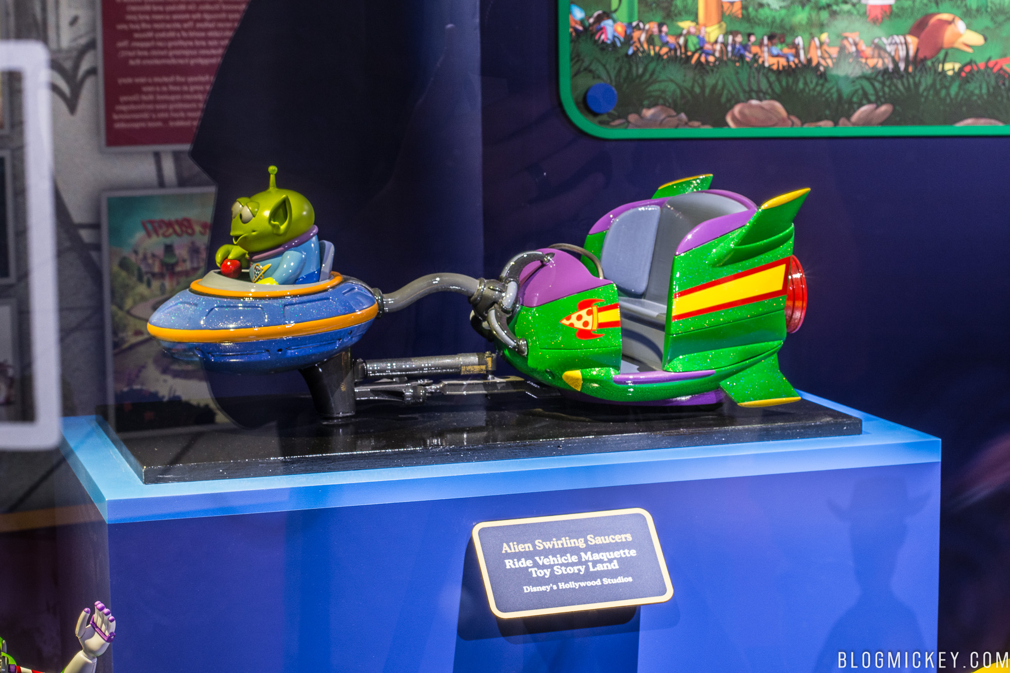 Photo New Concept Art Released For Alien Swirling Saucers
