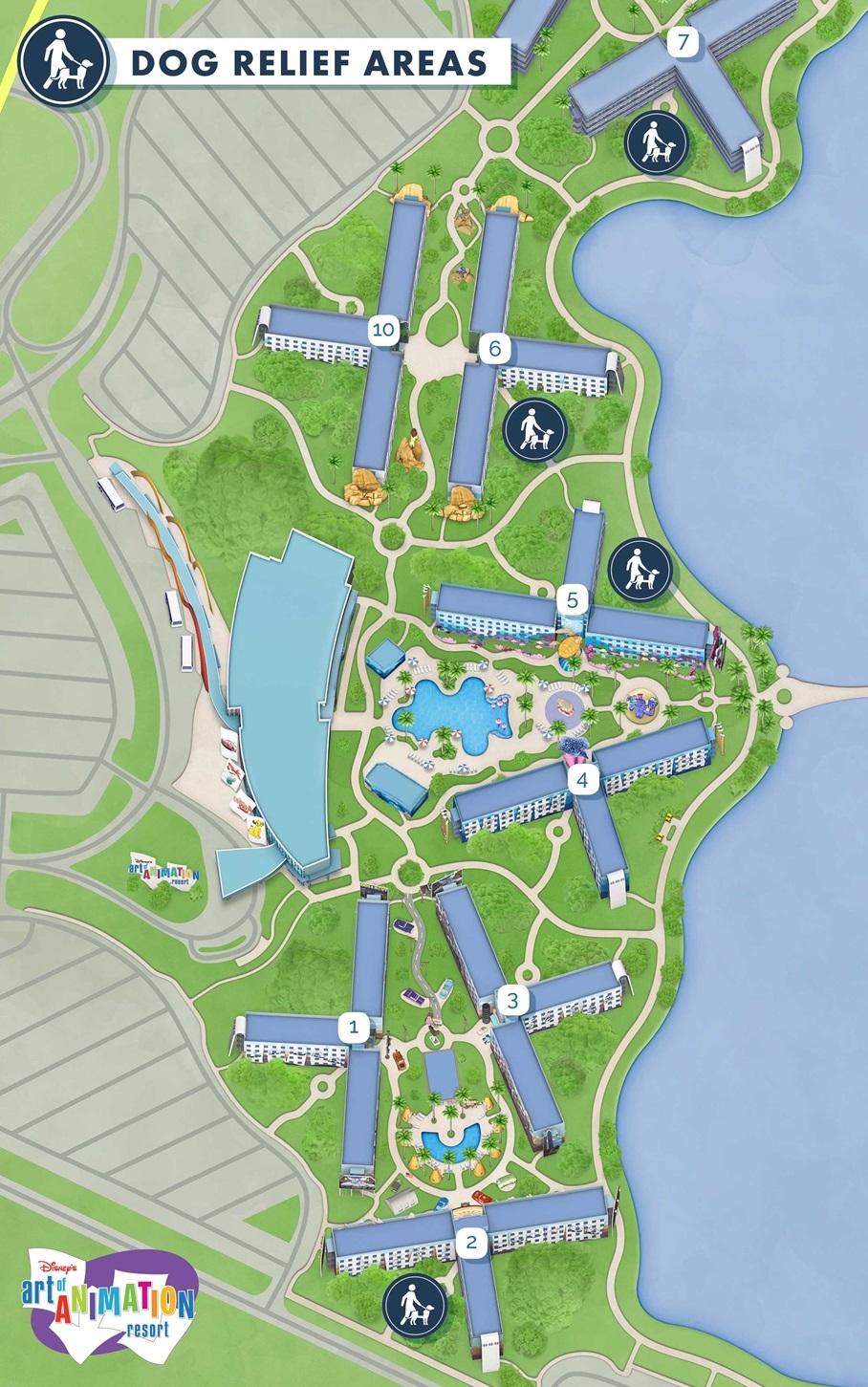 Dog-Friendly-Map-Art-of-Animation - Blog Mickey - Disney News on all star sports map, bay lake tower map, crazy road map, magic kingdom map, boardwalk map, australian animal map, grand floridian map, art and animation, art in animation, wilderness lodge map, art of disney, best world map, disney world map, downtown disney map, pop century map, coronado springs map, all-star disney hotel map, animal kingdom map, caribbean beach map, usa map,