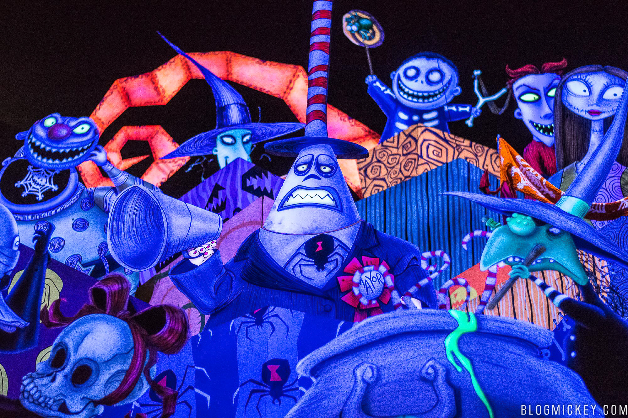 Photos Video Haunted Mansion Holiday Full Ride Through