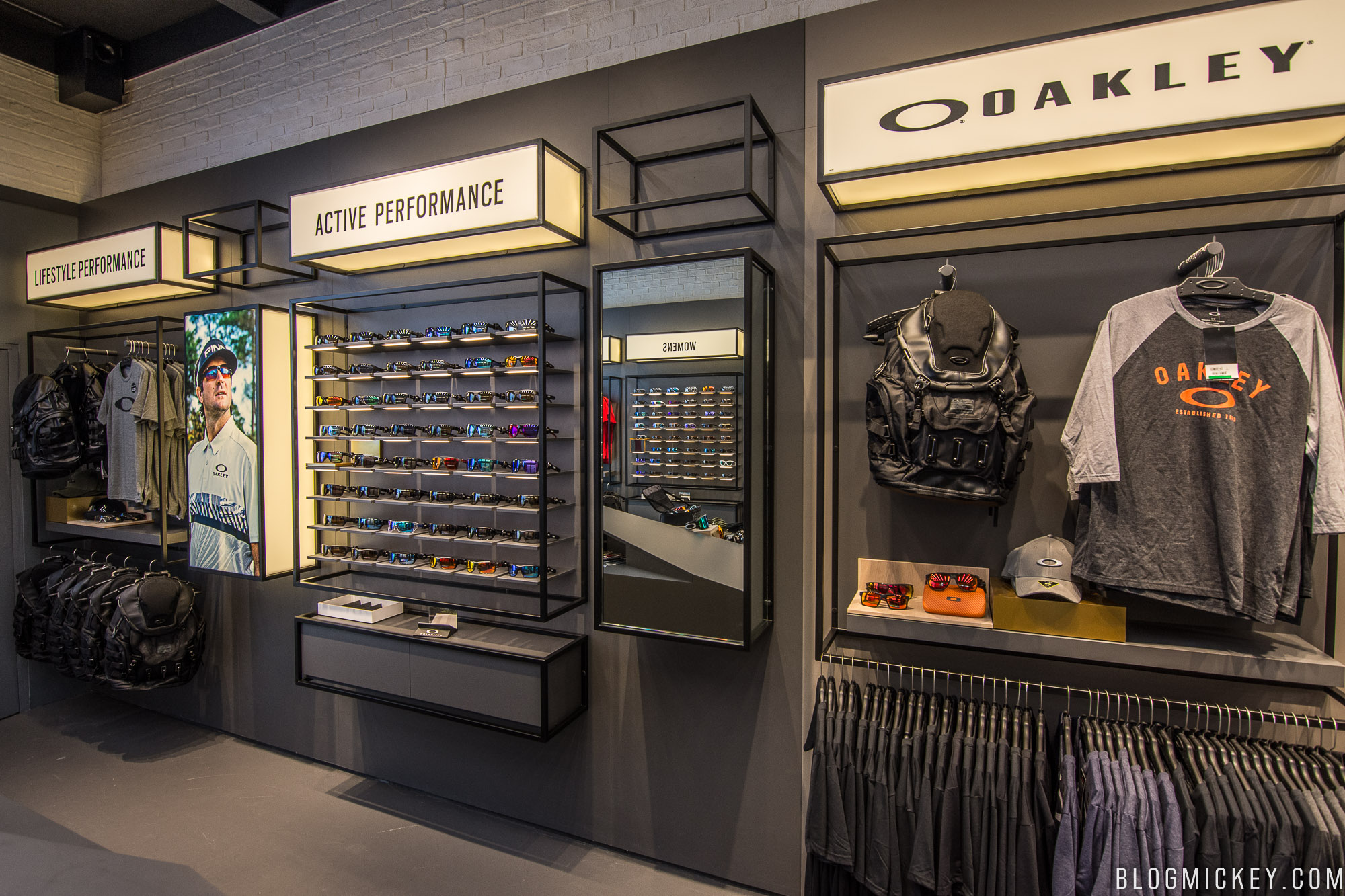 photos oakley store opens at disney springs blog mickey. Black Bedroom Furniture Sets. Home Design Ideas