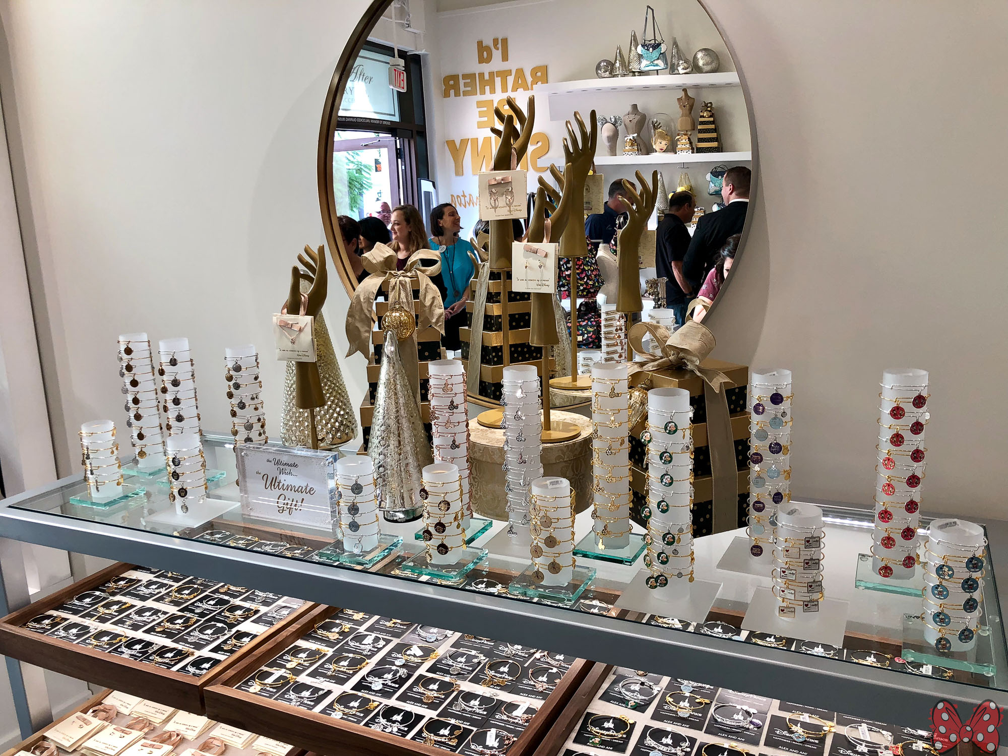 photos after jewelry co opens at disney springs