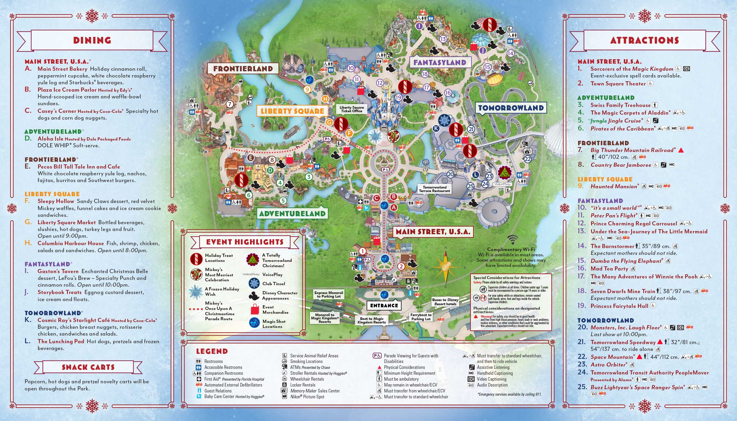 map of magic kingdom disney world with Mickeys Very Merry Christmas Party Map 2017 on Fasir additionally File Donald in mathmagic land 12large likewise 2478298038 besides 8736262768 besides 3346314314.