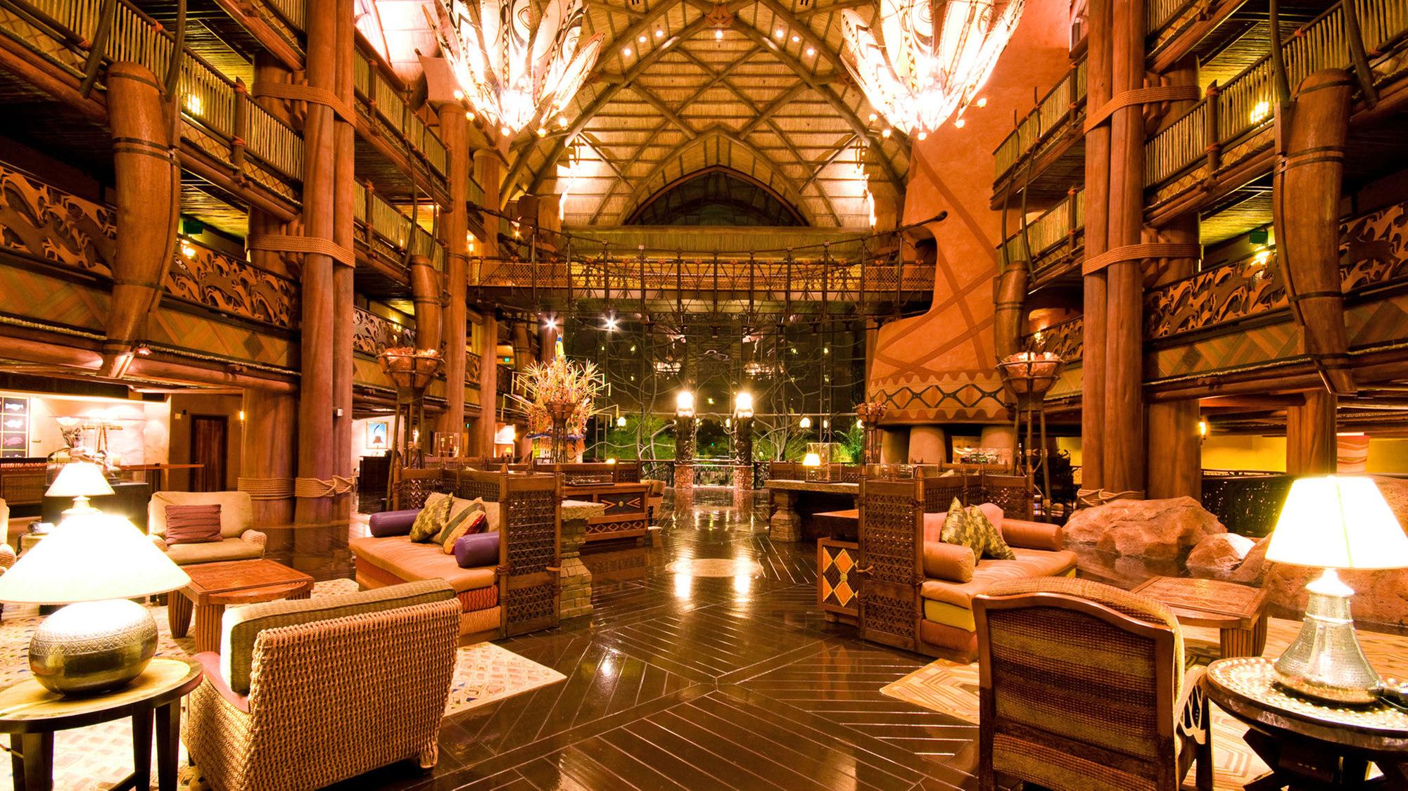2 Bedroom Suites In Orlando Near Disney Animal Kingdom Lodge Conducting Cashless Pilot Through