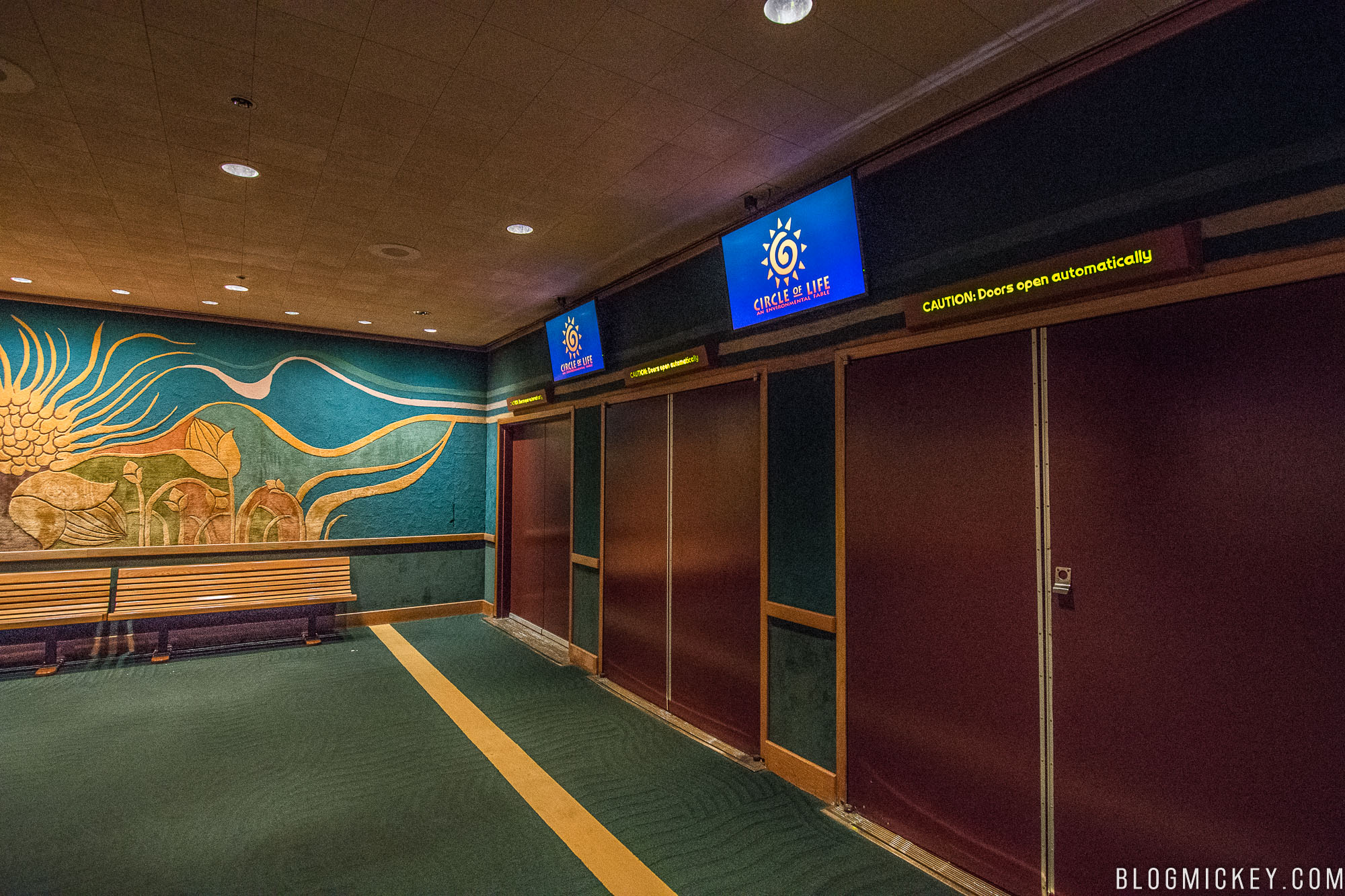 Circle Of Life In Epcot To Close Permanently February 3rd