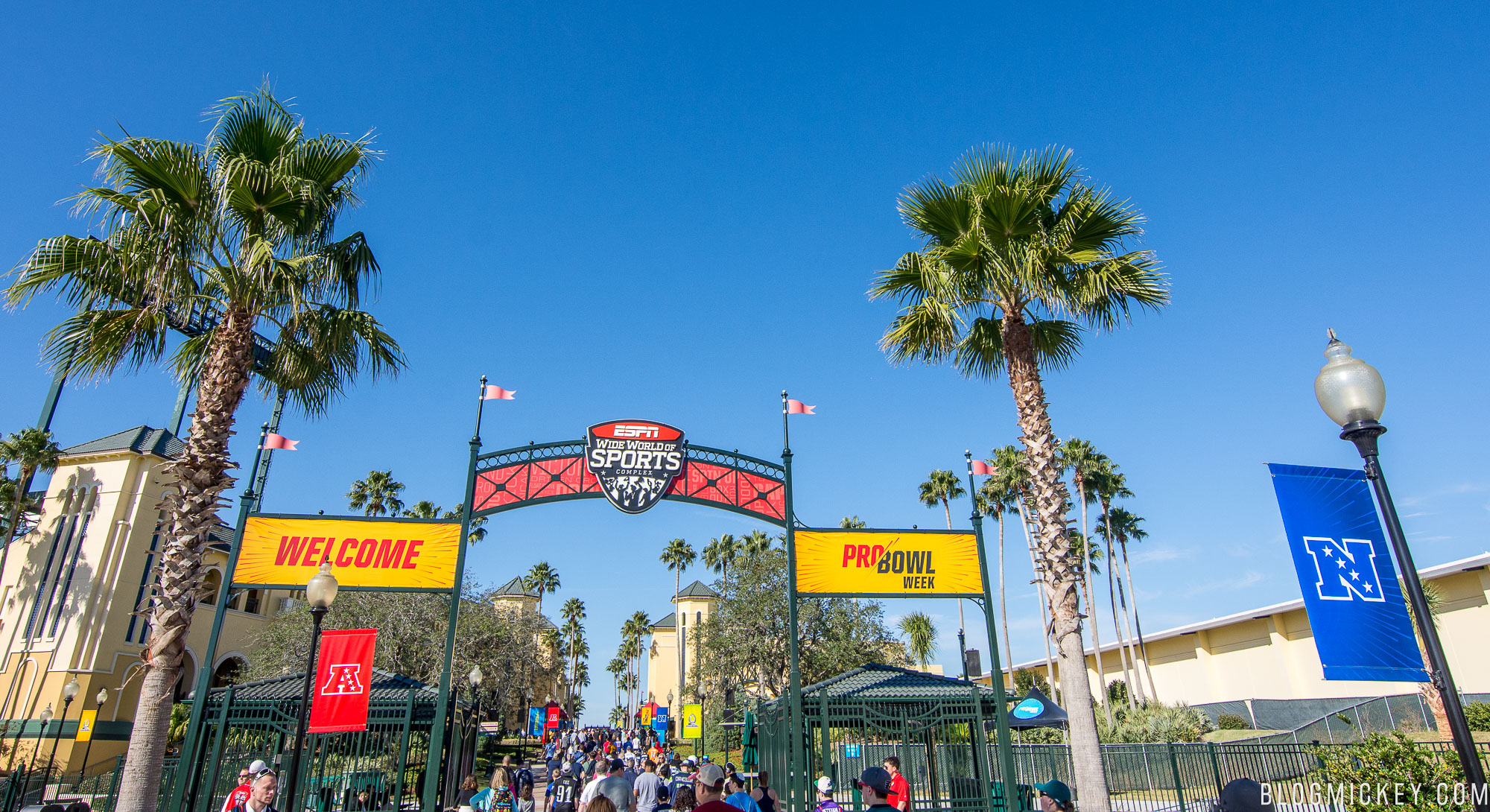 PHOTOS: NFL Pro Bowl Week Comes to ESPN Wide World of ...
