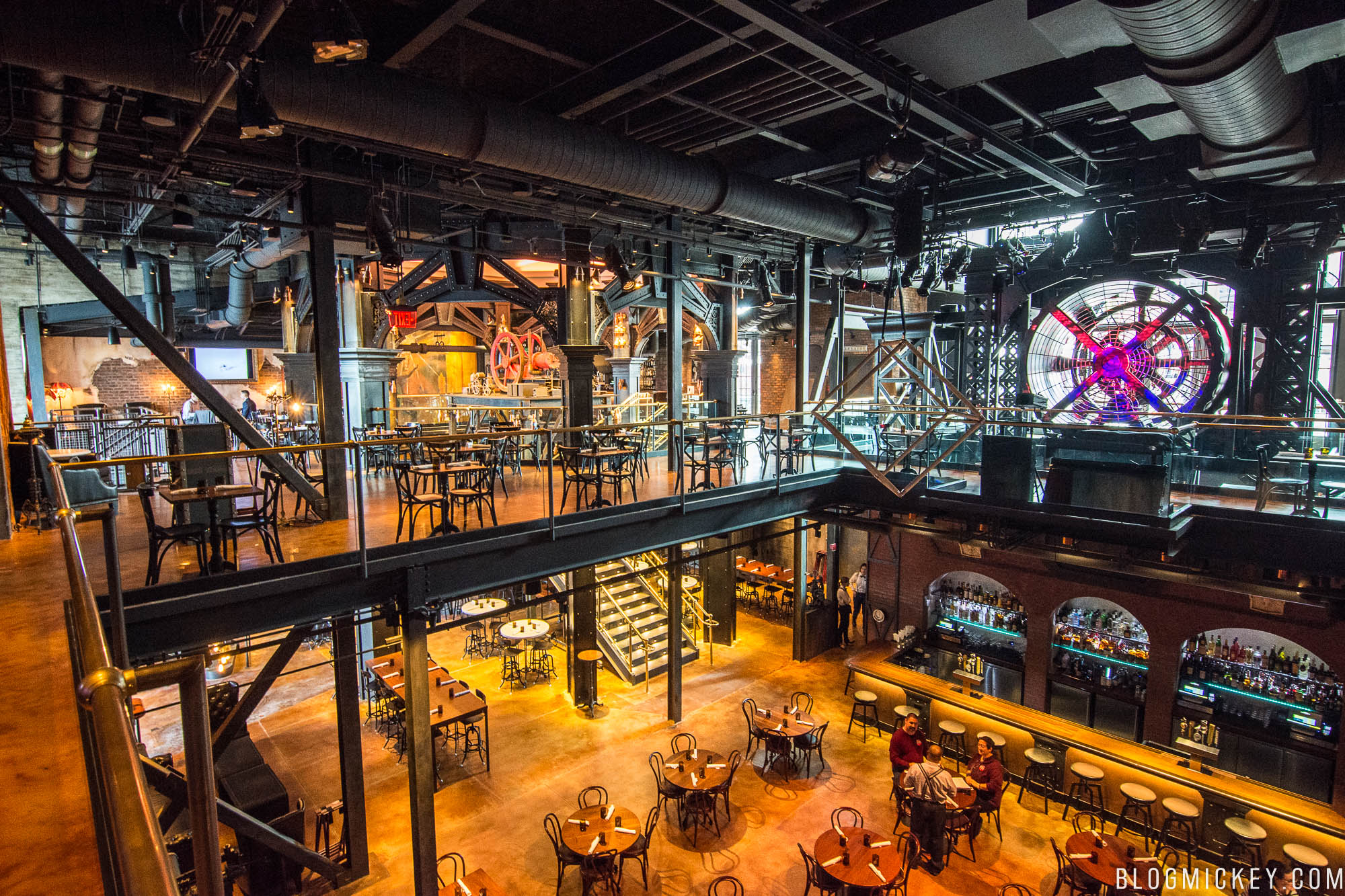 Photos Take A Tour Of Quot The Edison Quot At Disney Springs