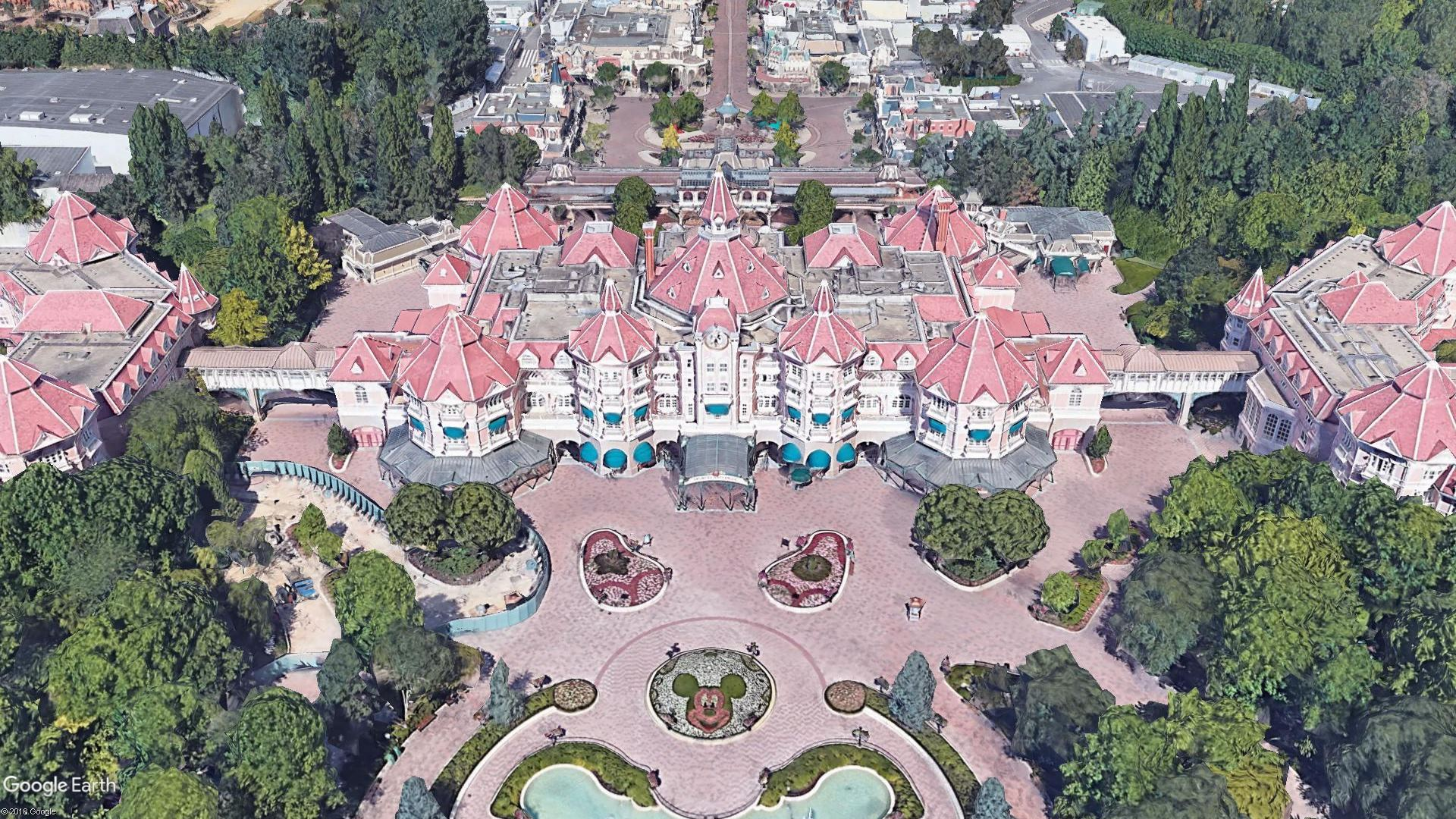 disneyland-paris-hotel-google-maps-1 - Blog Mickey on