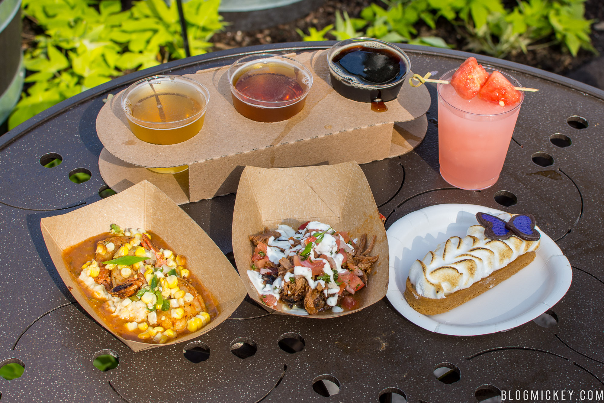 Review Florida Fresh 2018 Epcot Flower And Garden Festival Blog Mickey