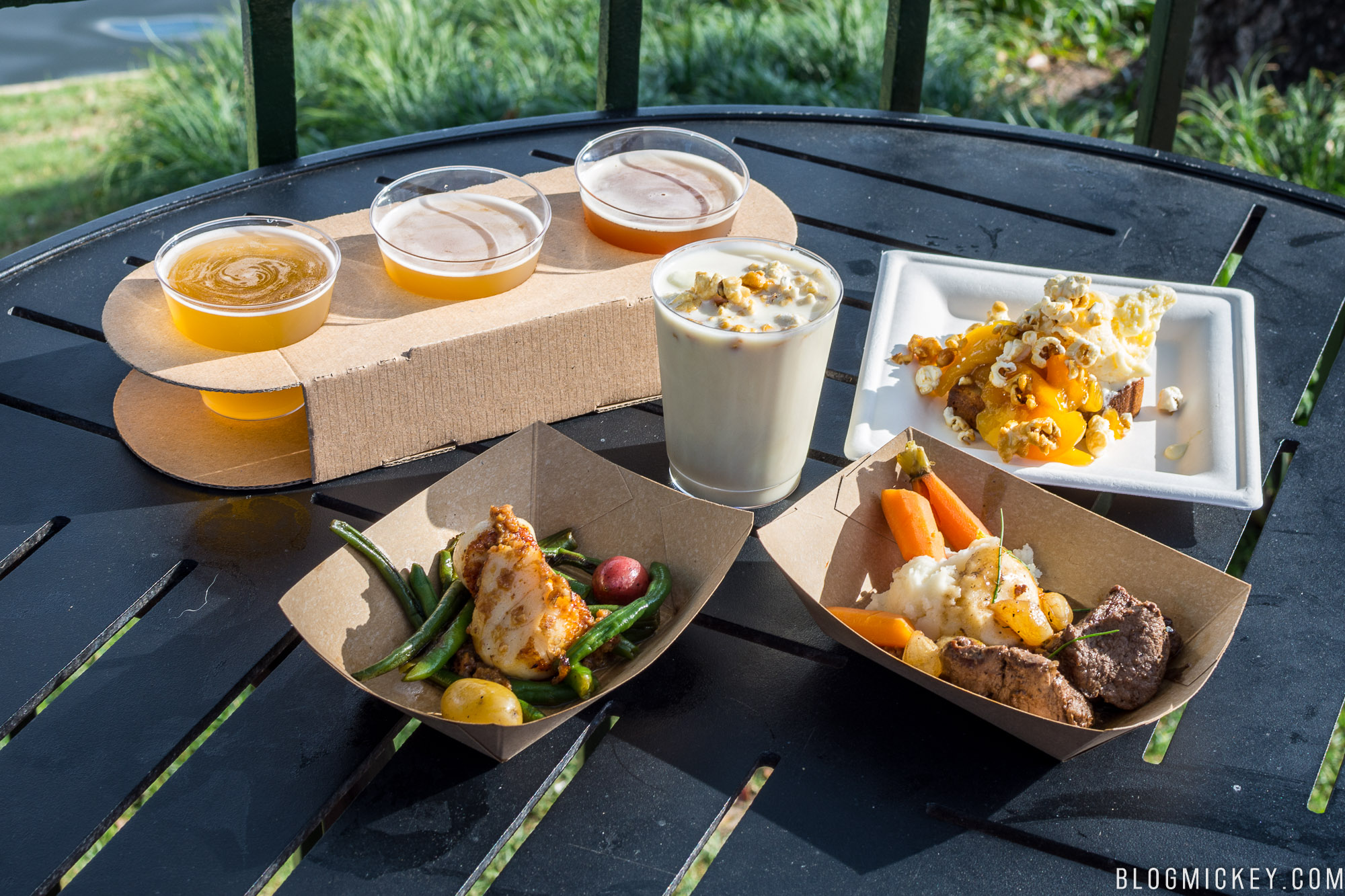 review: northern bloom - 2018 epcot flower and garden festival