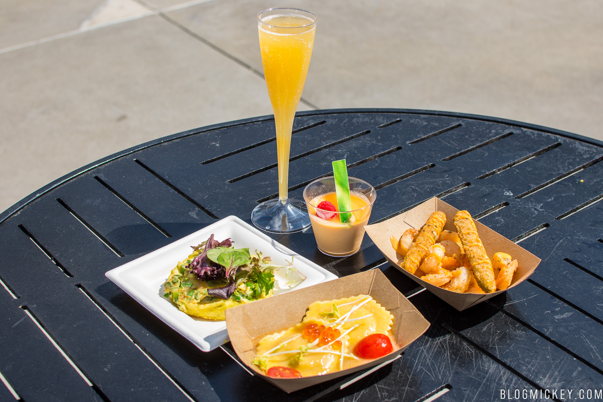 review: best food of the 2018 epcot flower and garden festival
