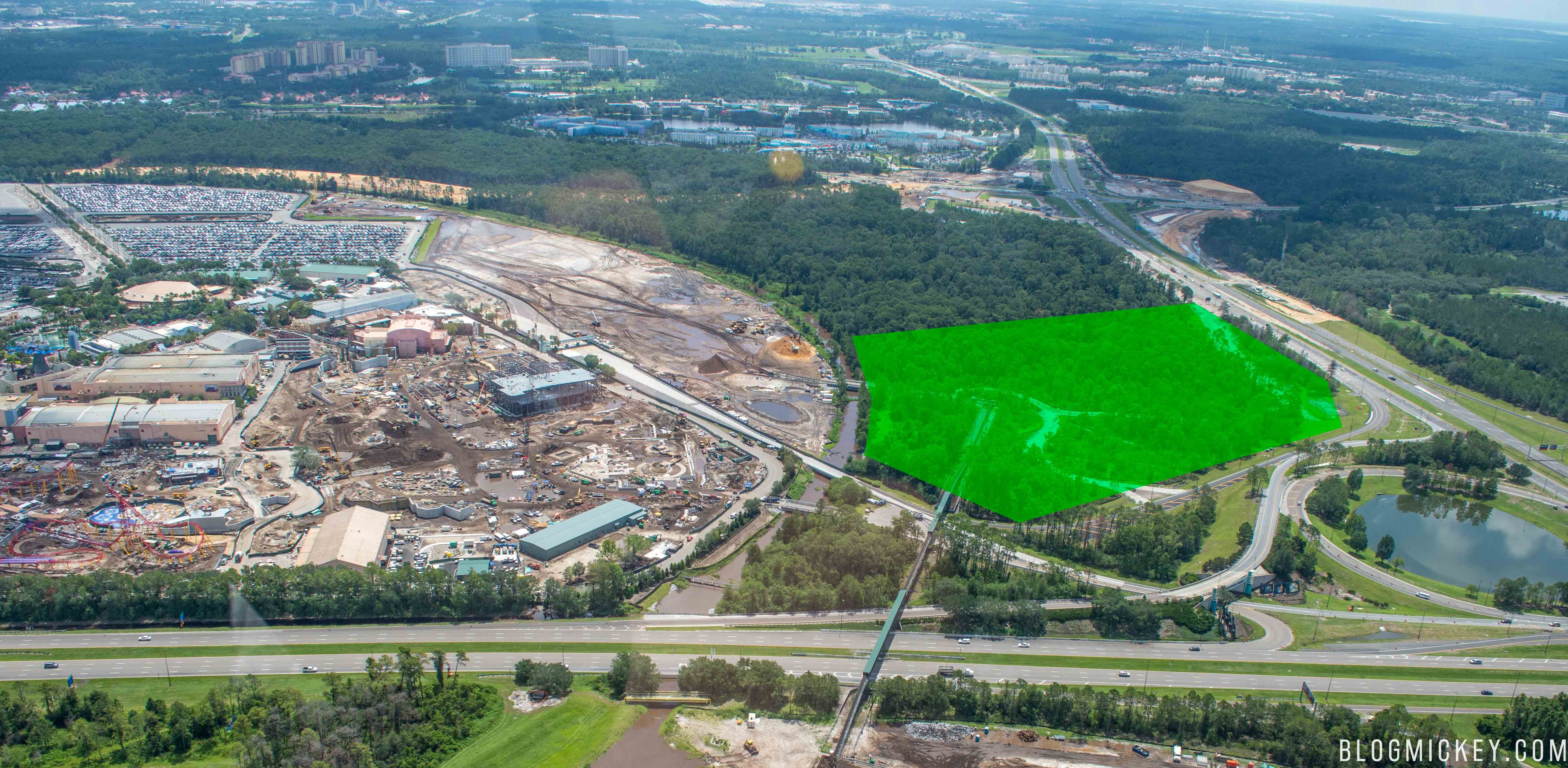 BREAKING: Permits Filed for Star Wars Hotel at Disney's Hollywood Studios - Blog Mickey