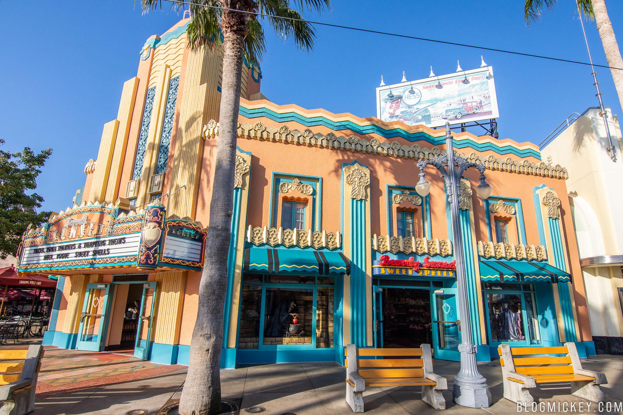 Sweet Spells at Hollywood Studios Closing Permanently April 16th