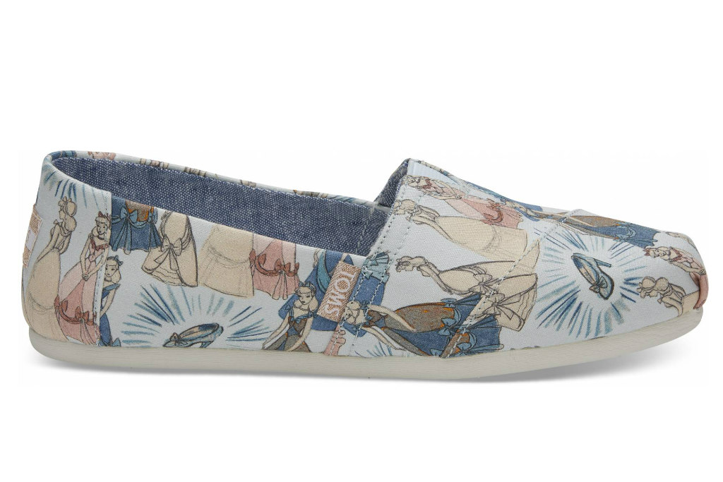 b008766f3ec Toms x Disney Collaboration to Bring Princess Shoes for Women and ...