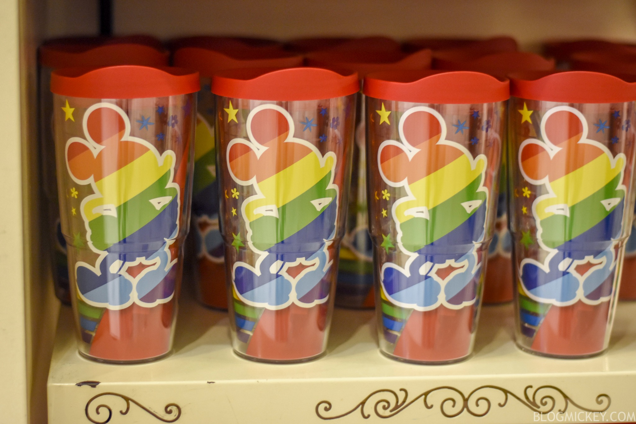 eb0f5a8cdbe PHOTOS  Rainbow Minnie Mouse Ears and More Debut at Walt Disney ...