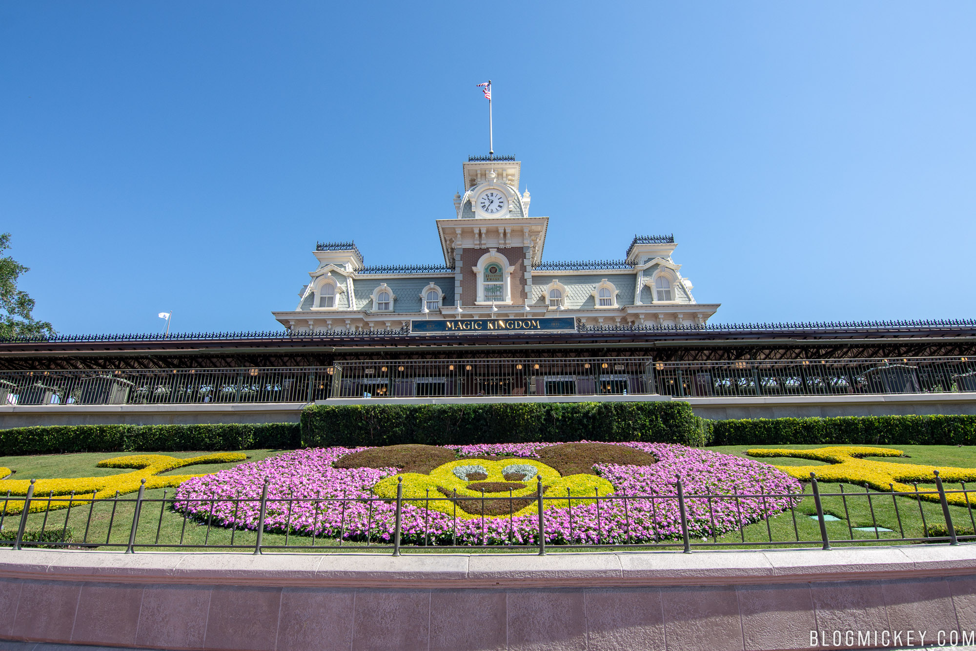 PHOTO UPDATE: Magic Kingdom Construction Projects and More
