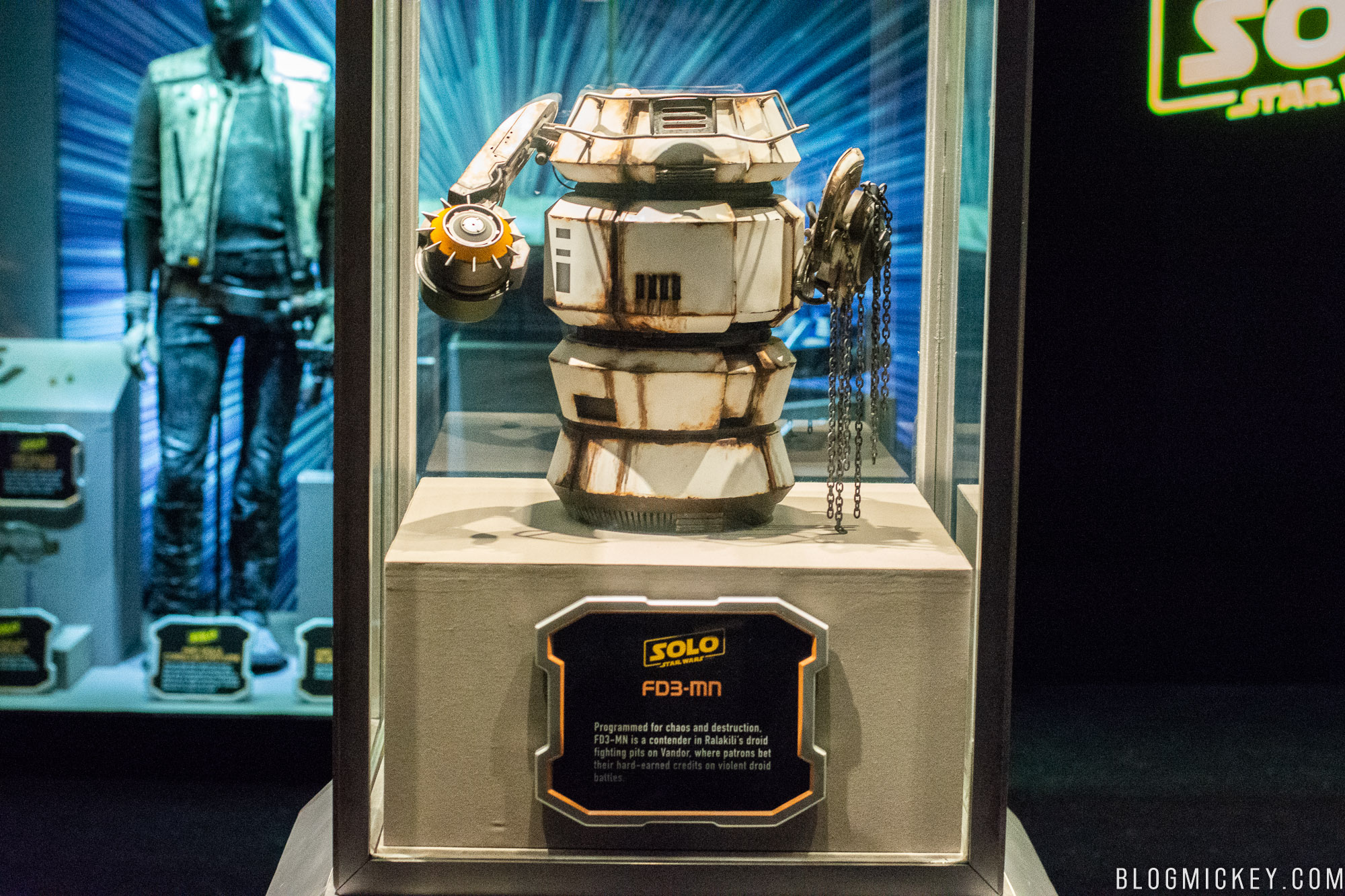 Solo: PHOTOS: Movie Props From Solo: A Star Wars Story Arrive At